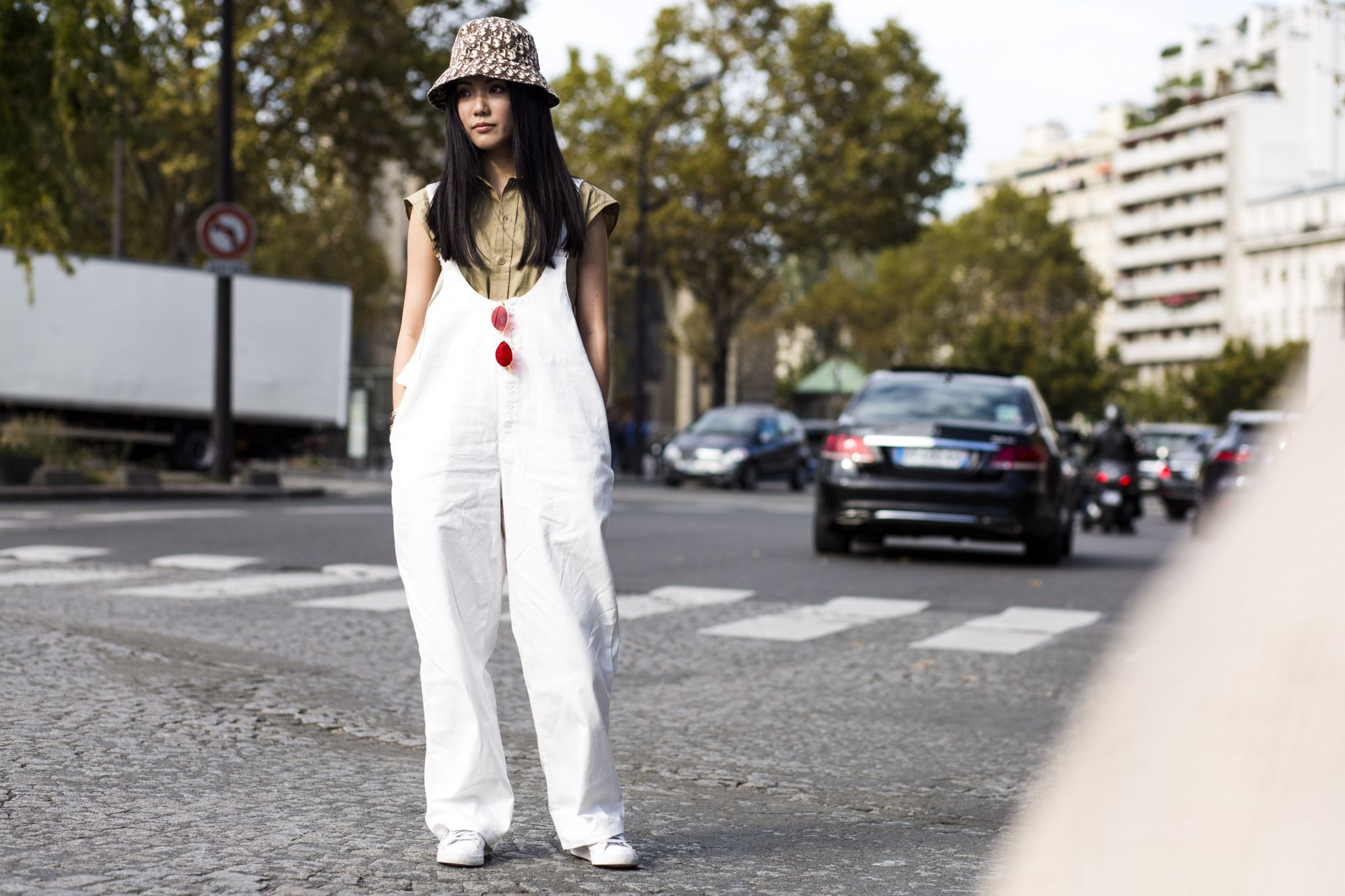 3 Ways To Wear It: The Bucket Hat