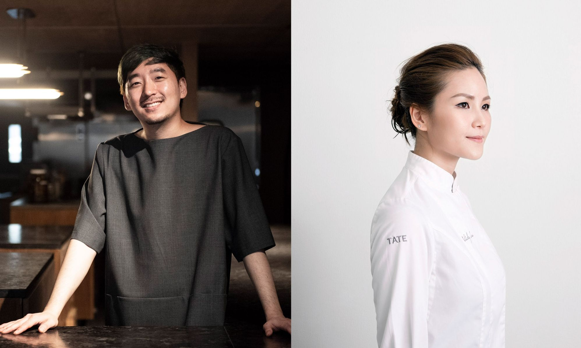 Tate Dining Room's Vicky Lau To Collaborate With Junghyun Park Of New York City's Atomix This May