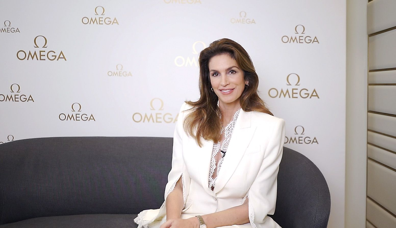 Exclusive: Cindy Crawford Reflects On Her Journey With Omega