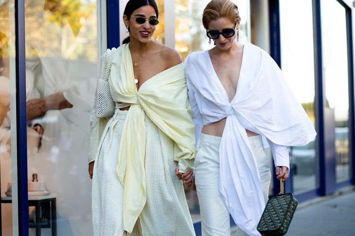 3 Ways to Wear It: The White Fashion Blouse