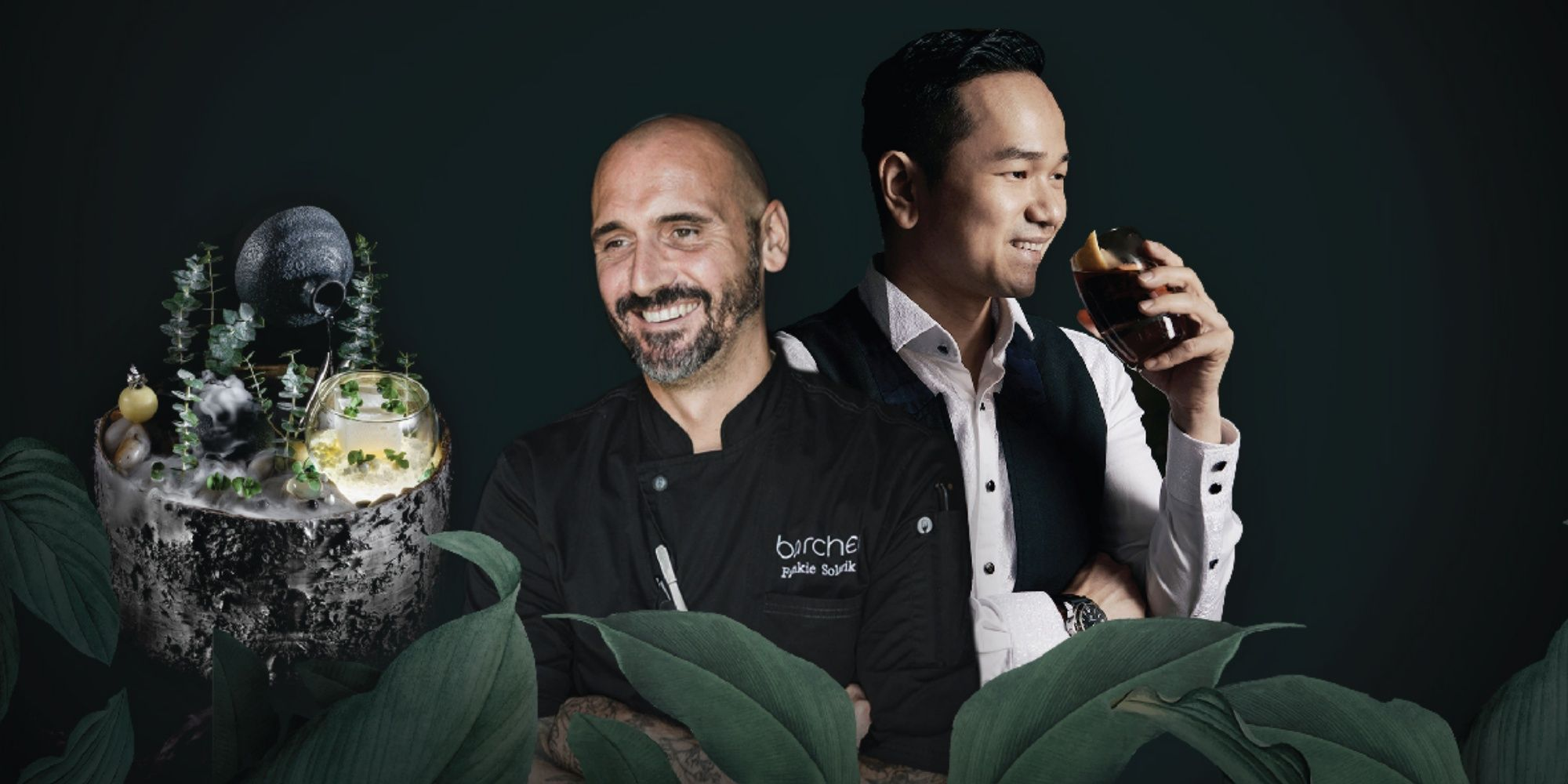 Vea Lounge Launches Four-Hands Cocktail Pop-Up With Canada's Barchef This May