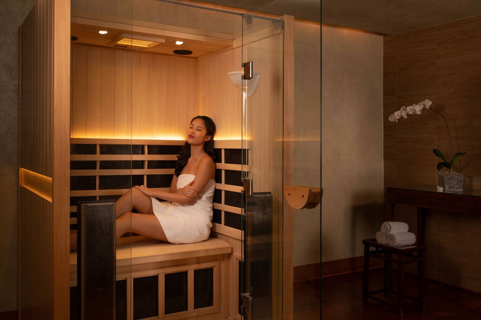 Tatler Tests: The World's First Halotherapy Sauna In Hong