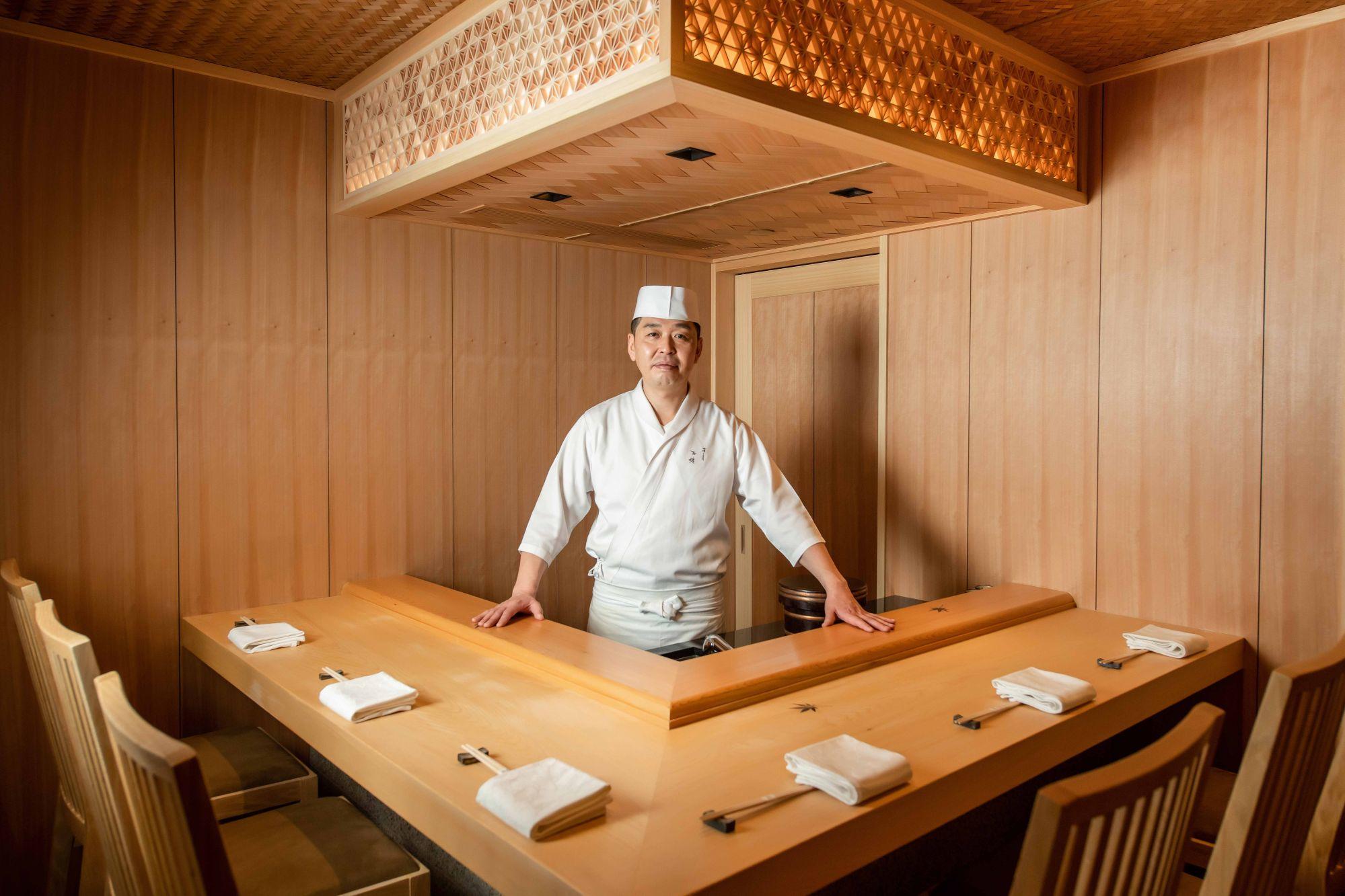 First Look: The New Sushi Shikon At Landmark Mandarin Oriental