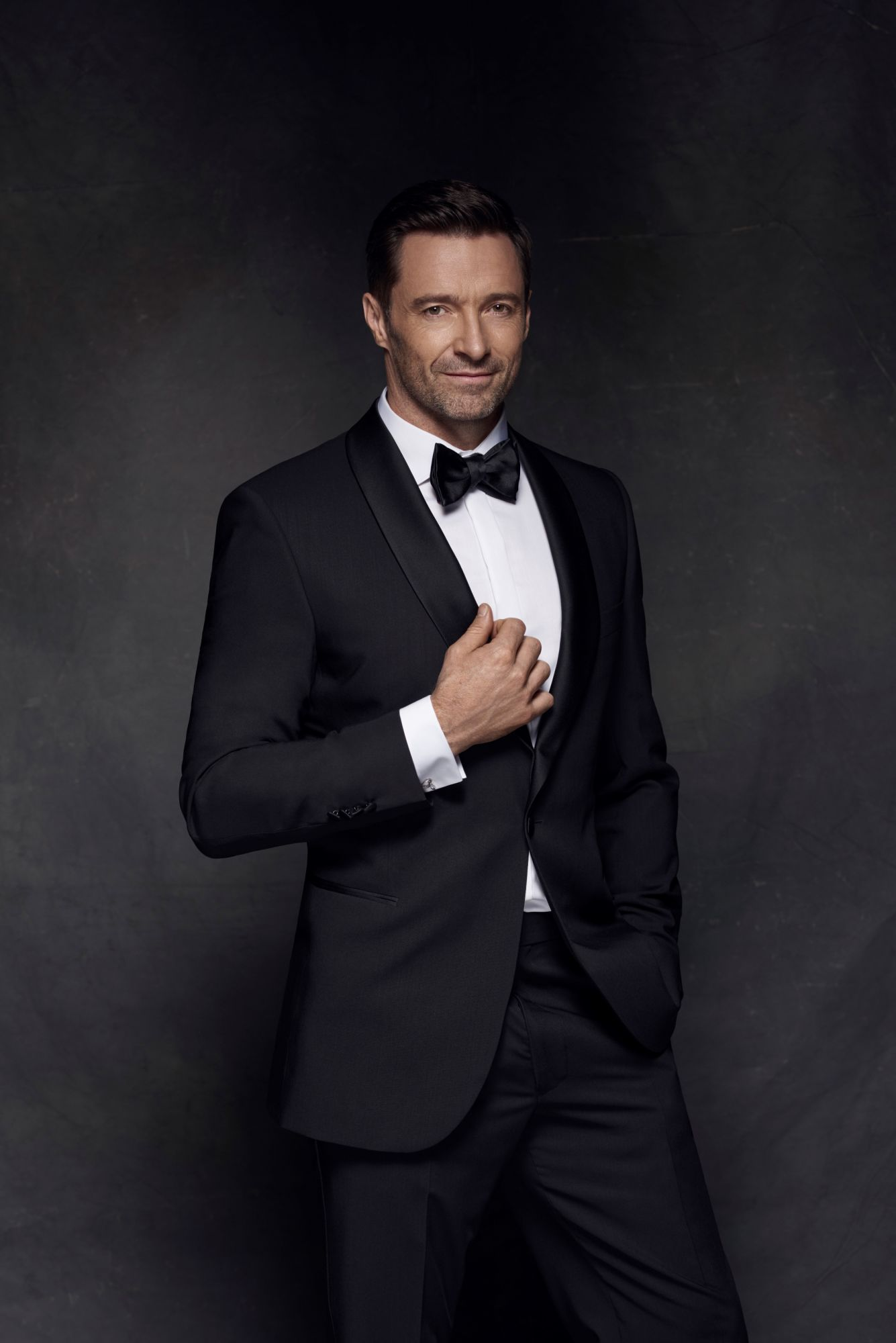 Hugh Jackman On The Gr...