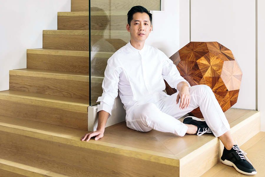 Inside André Fu's Deep Water Bay Home