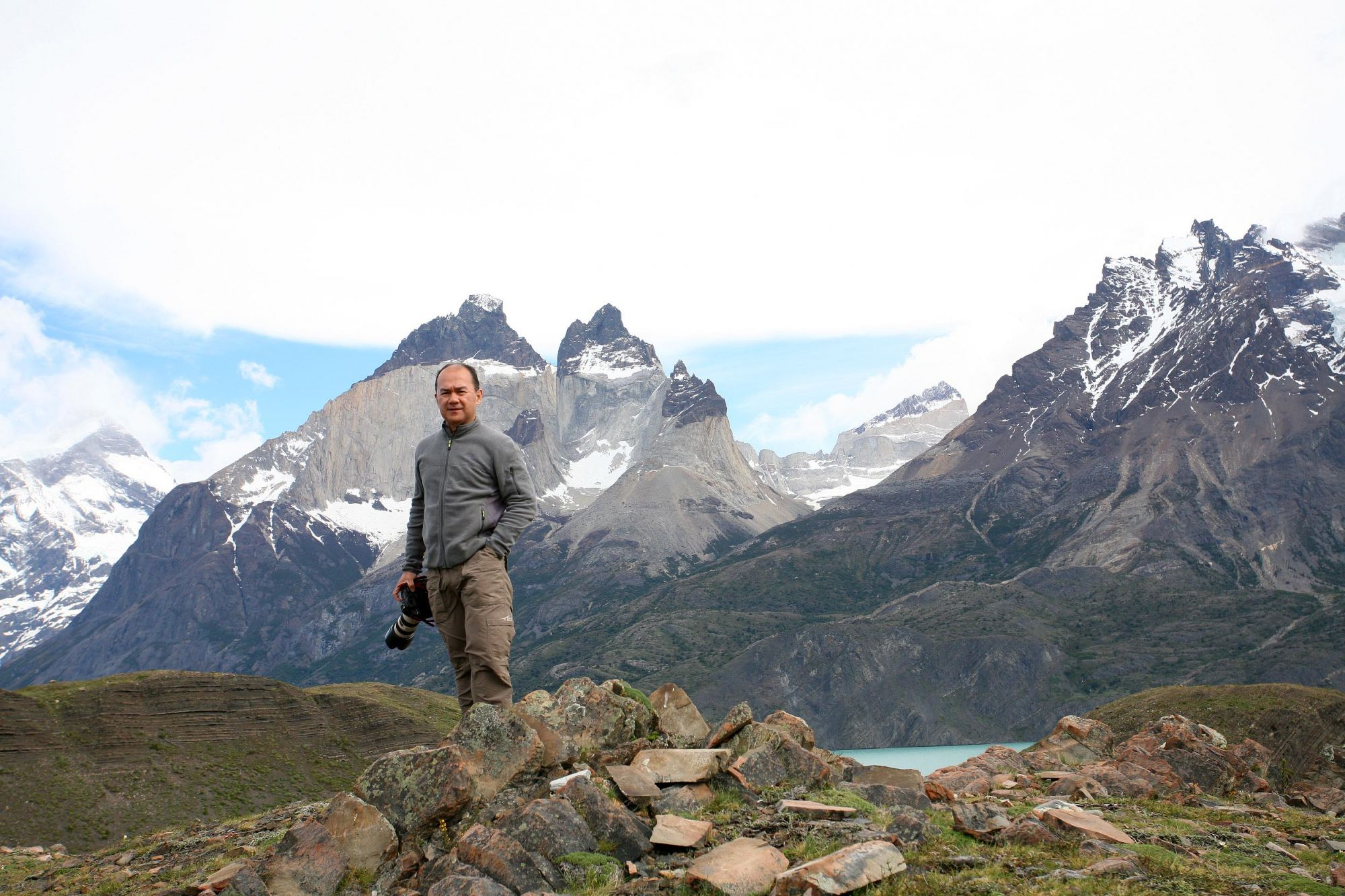 How I Travel: Jose Cortes of A2A Safaris