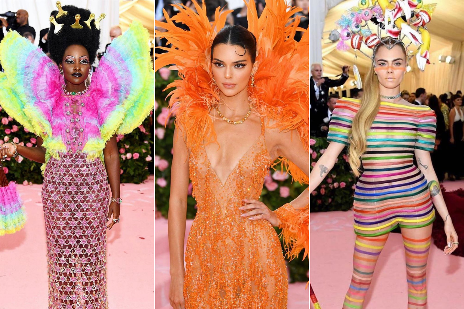 10 Best Dressed At The Met Gala 2019