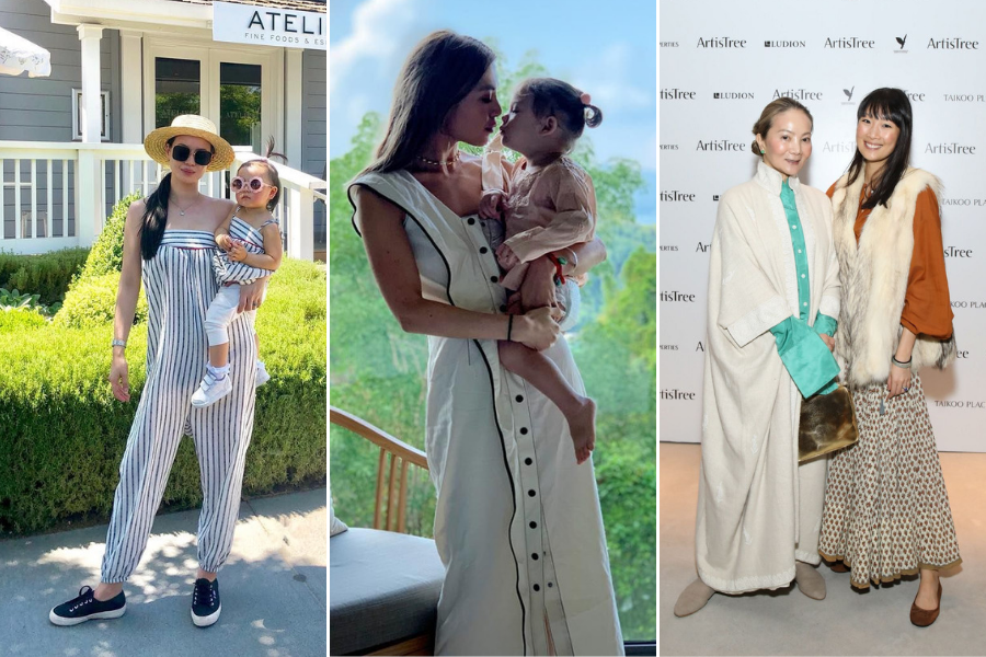 Hot Mama: 10 Of The Most Stylish Mums In Hong Kong