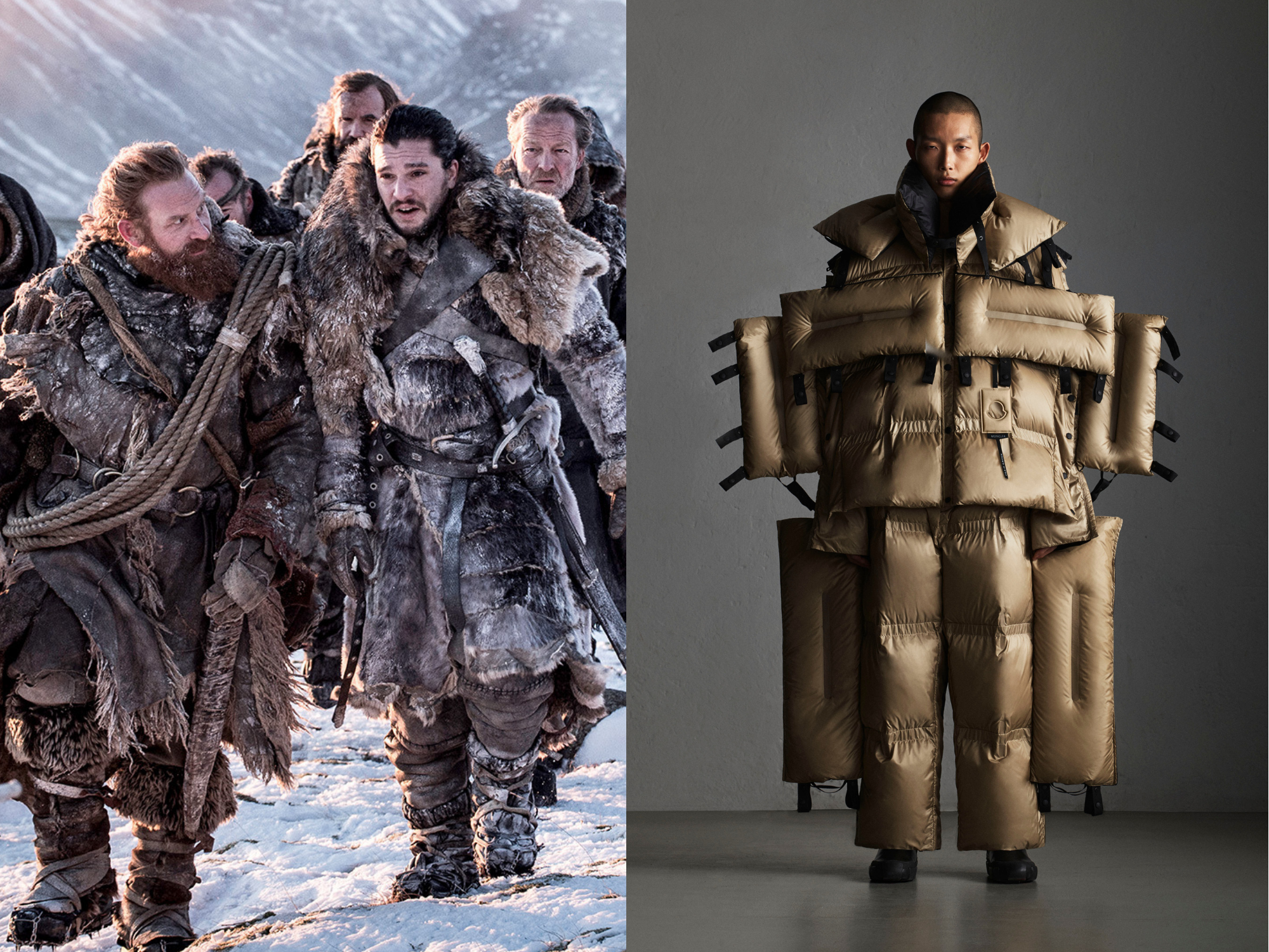 We Pair Each 'Game Of Thrones' House With A Designer Label