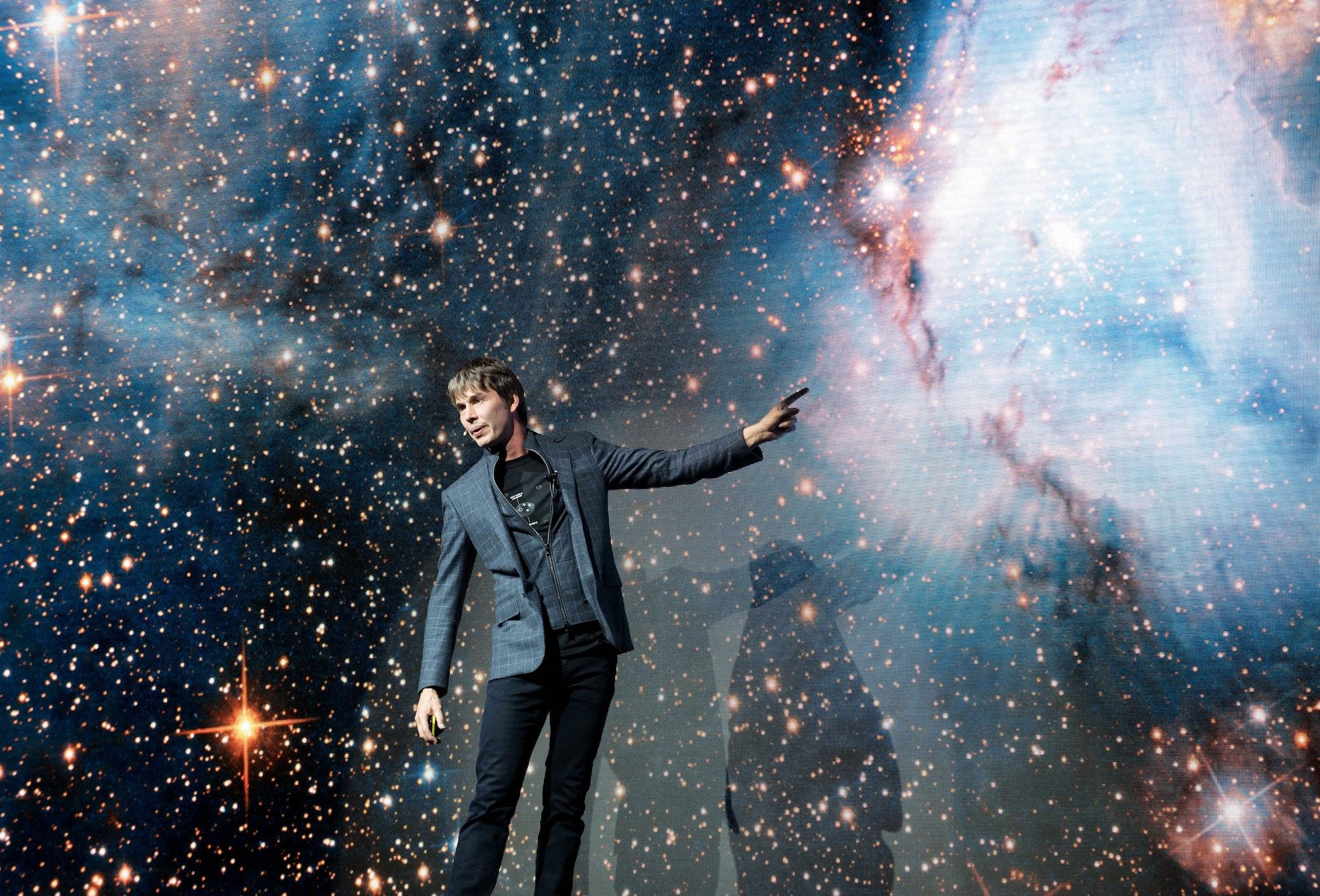 Rockstar Scientist Brian Cox: 5 Things You Need To Know About The Future Of Space Travel