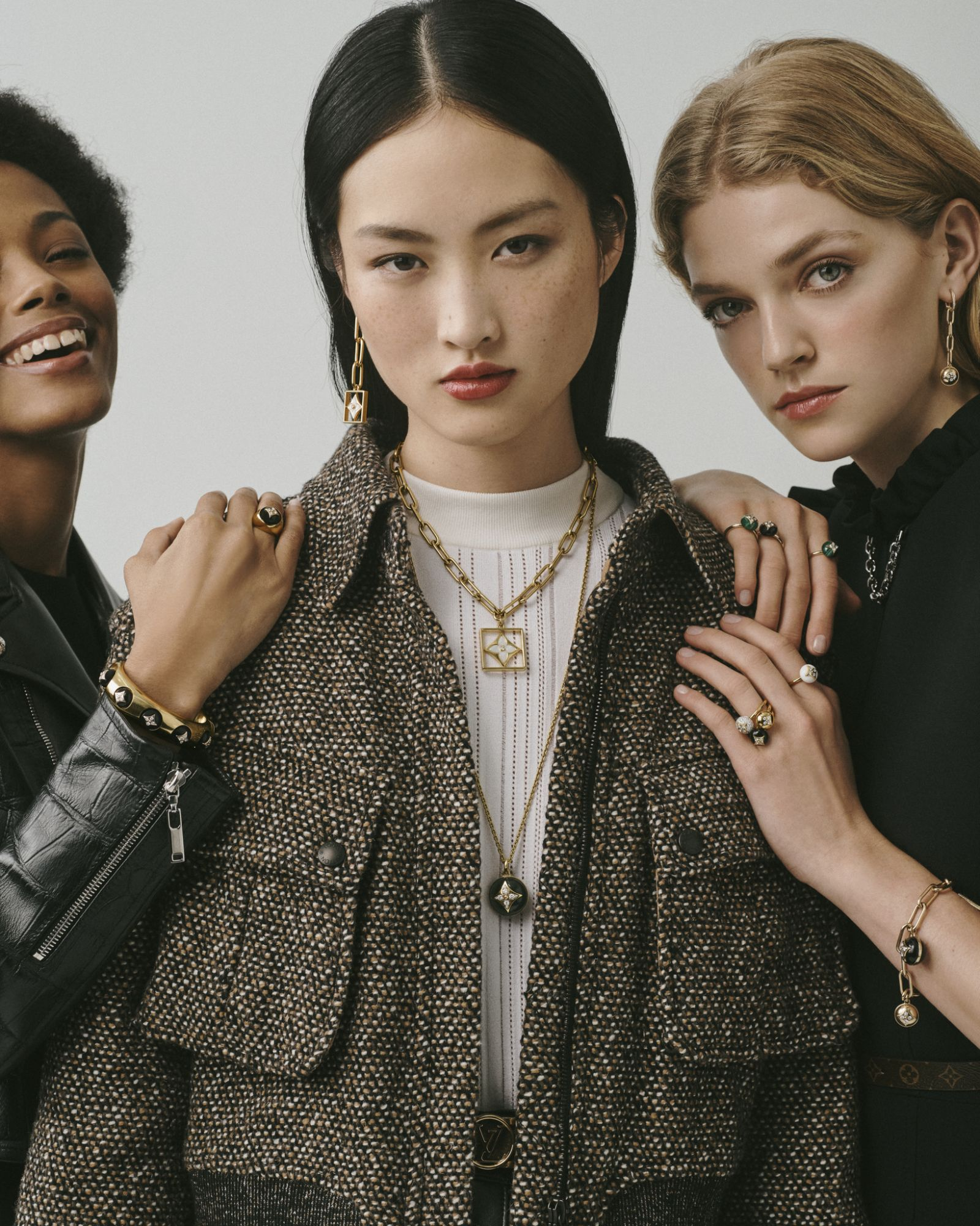 Could This Be The Chicest Iteration Of Louis Vuitton's Monogram?