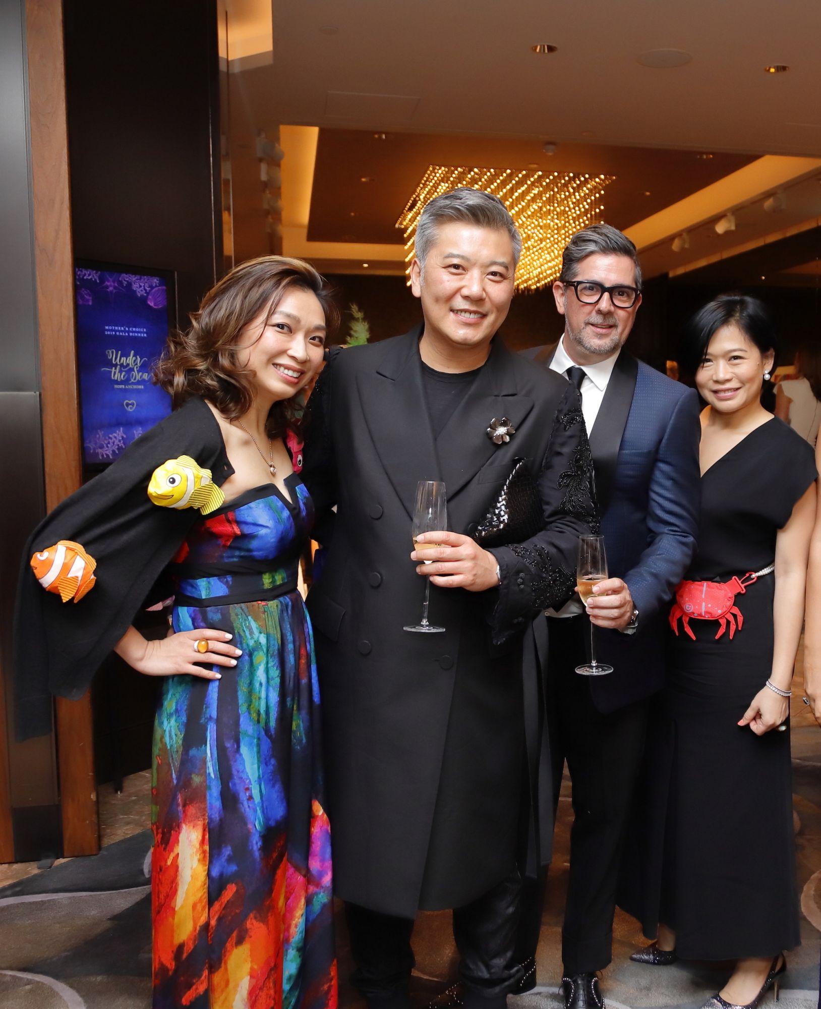 Emelda Wong-Trainor, Peter Cheung, Francisco Anton-Serrano, Angela Cheng-Matsuzawa