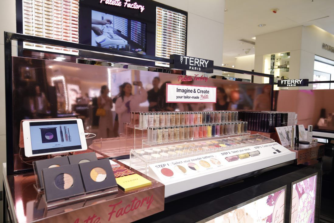 By Terry Launches Its First Palette Factory In Asia