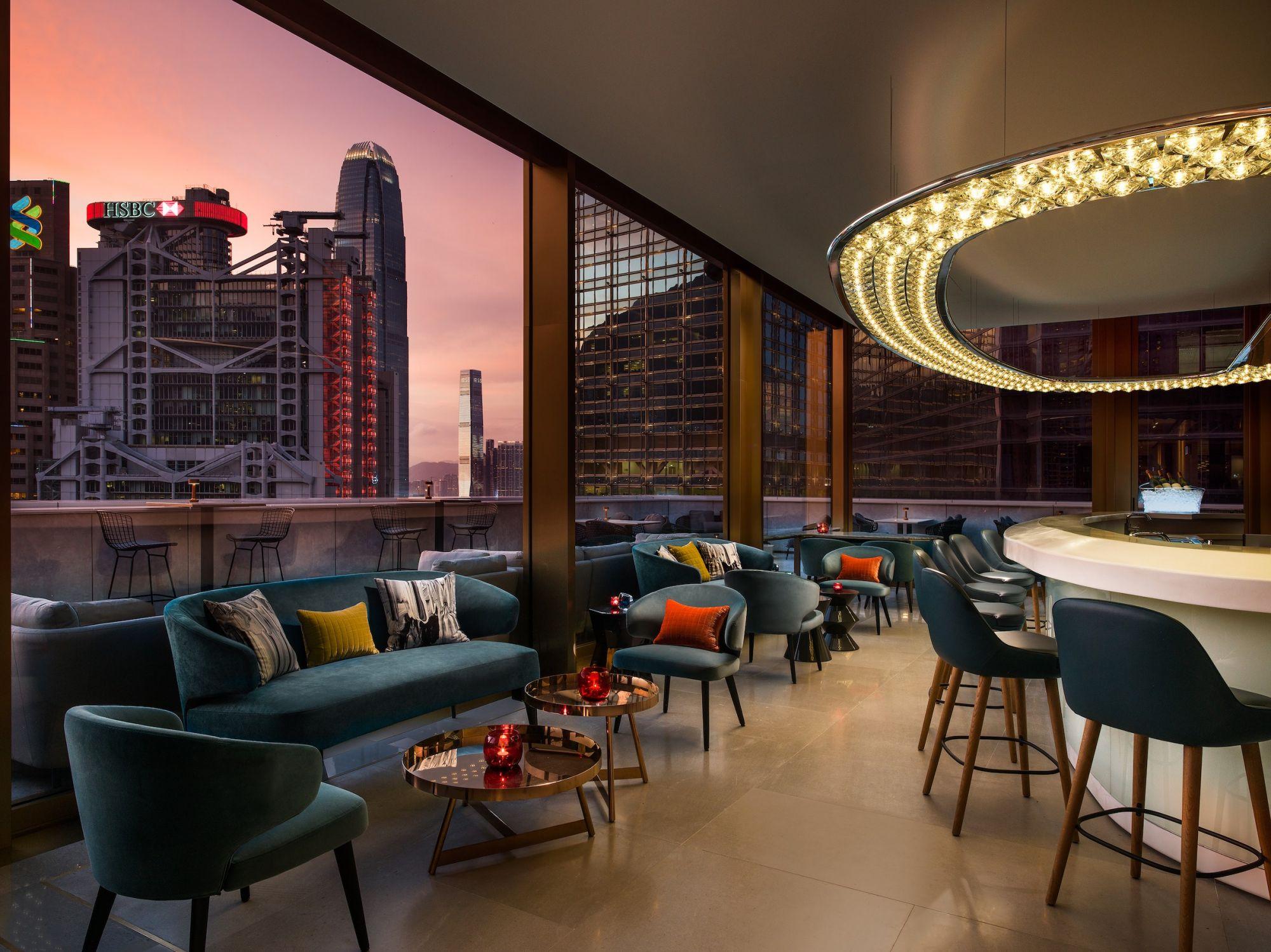 Get Fancy: 7 Luxe Instagram Hot Spots In Hong Kong