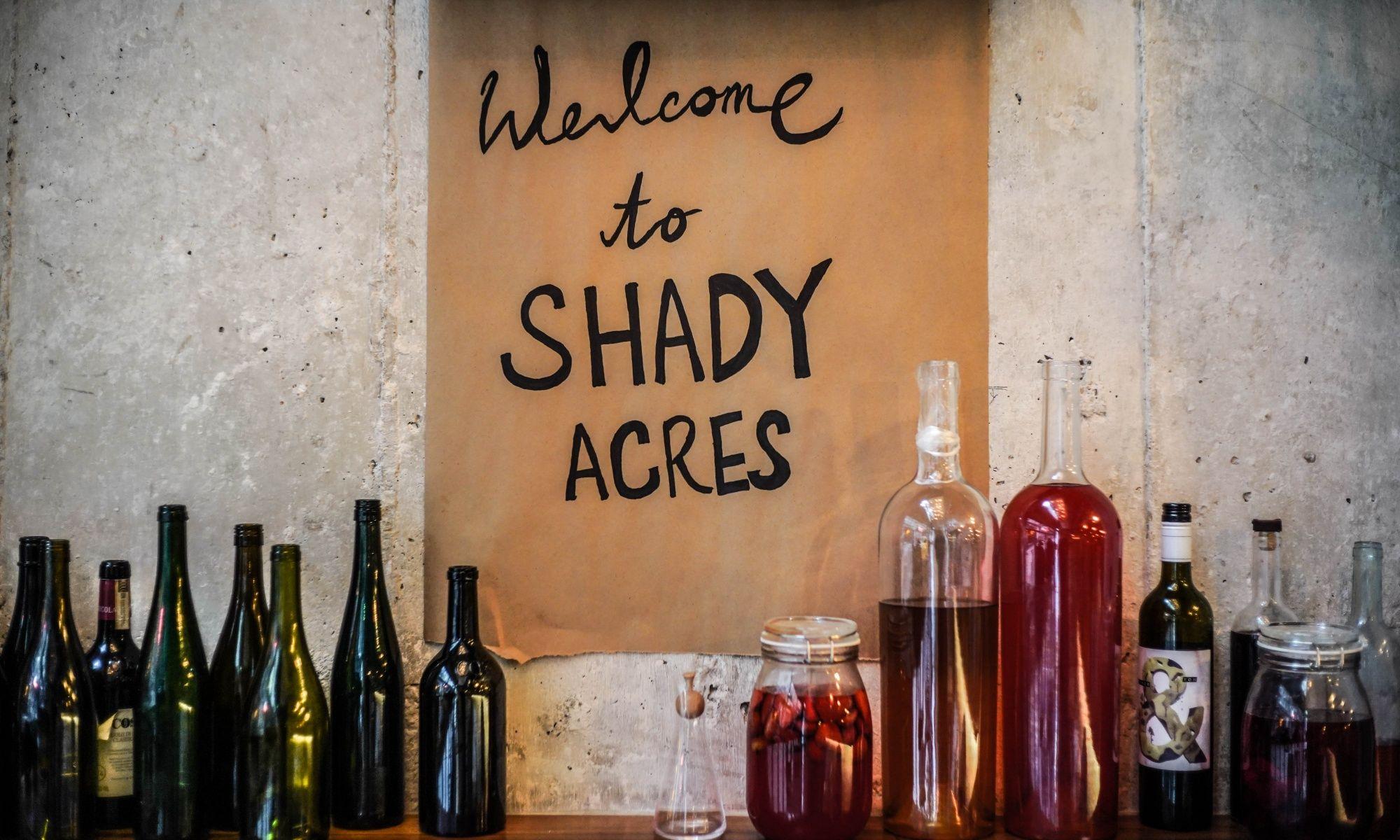 Mixologists Ryan Nightingale And Mike Watt Open Shady Acres