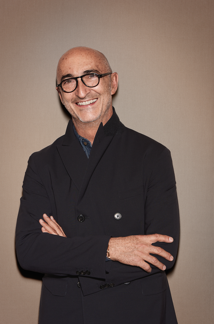 Creative director Pierre Hardy (Photo: Courtesy of Alexis Armanet/Hermès)
