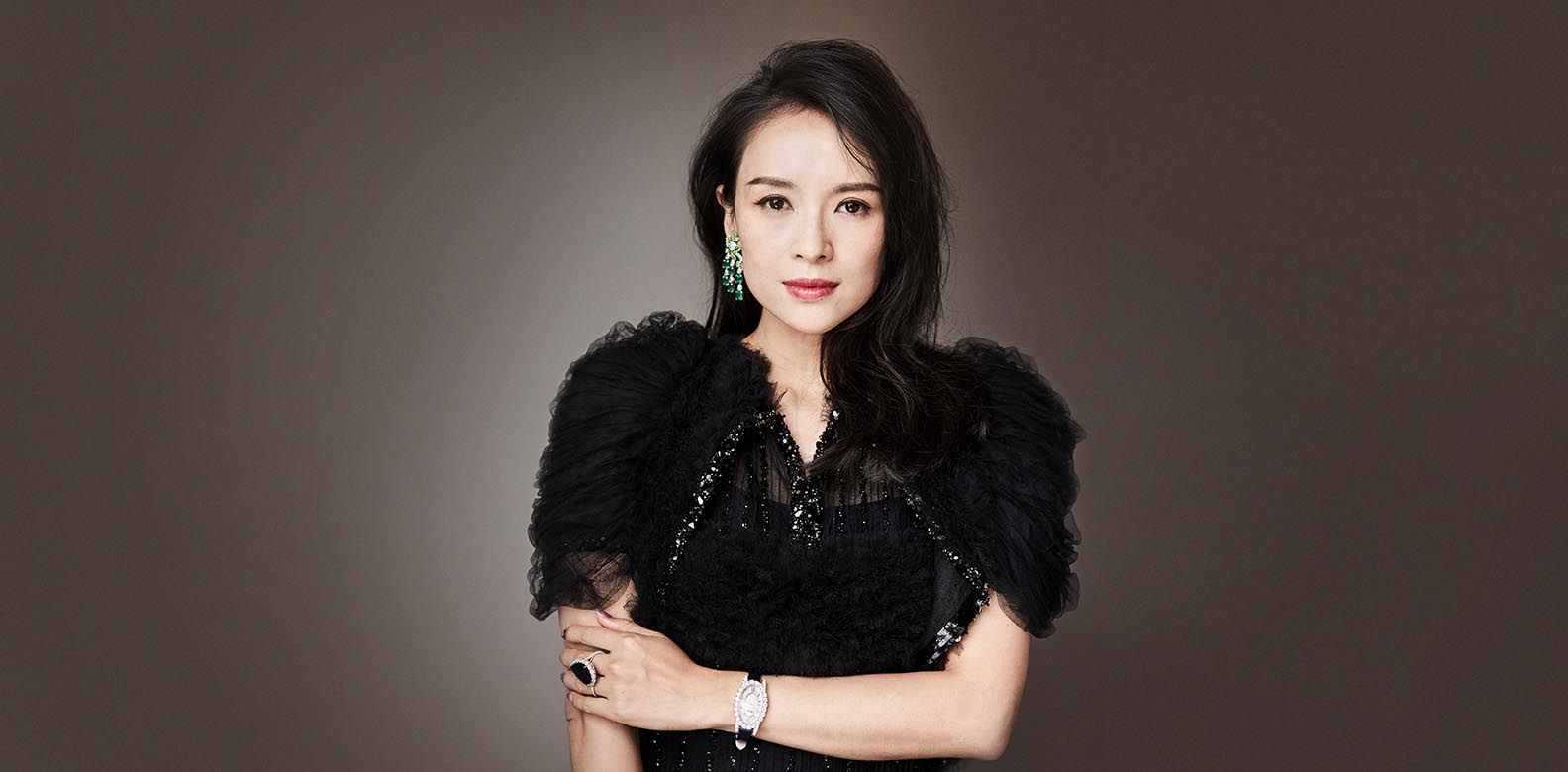 Live From Cannes: Zhang Ziyi Is A Force To Be Reckoned With