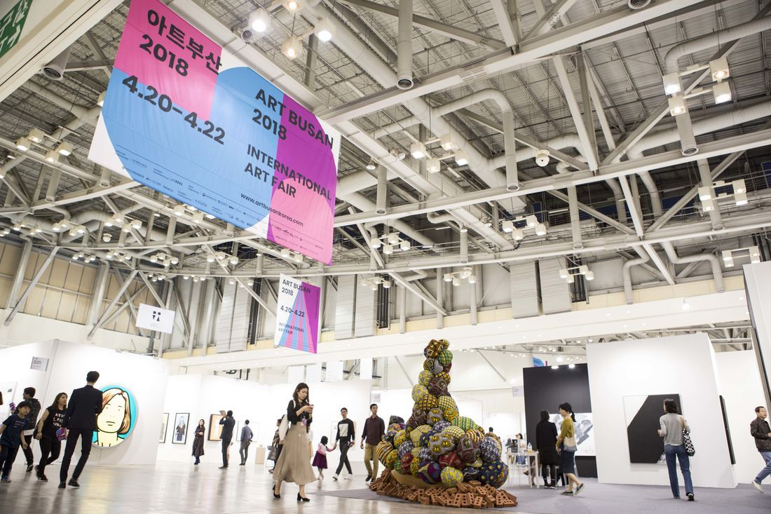10 Booths To Visit At Art Busan