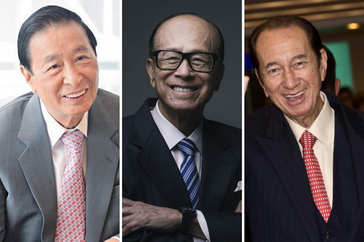 3 Hong Kong Tycoons Who Have Recently Retired