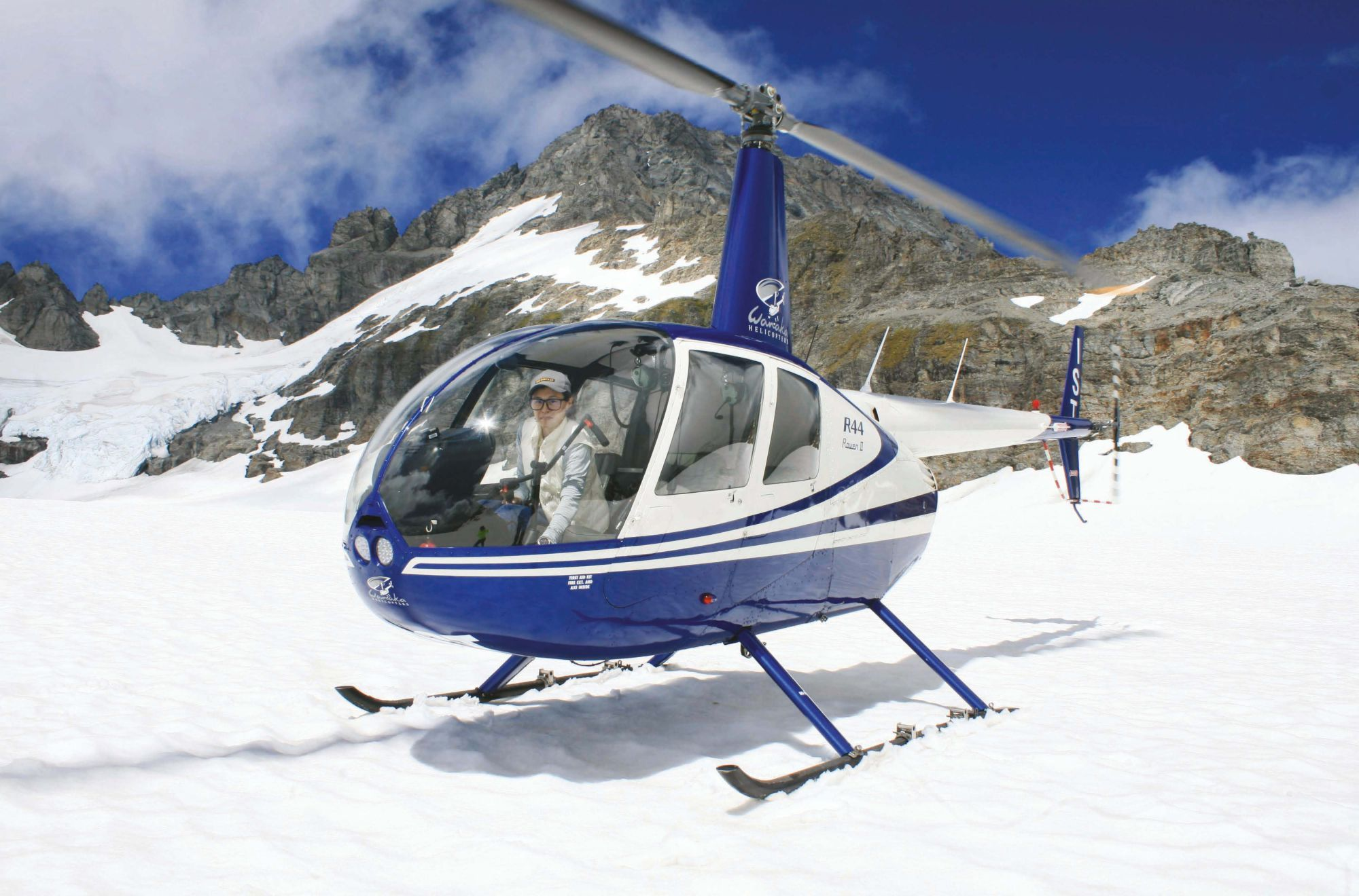 Tatler Travels: Heli-hiking in New Zealand With Gigi Chao