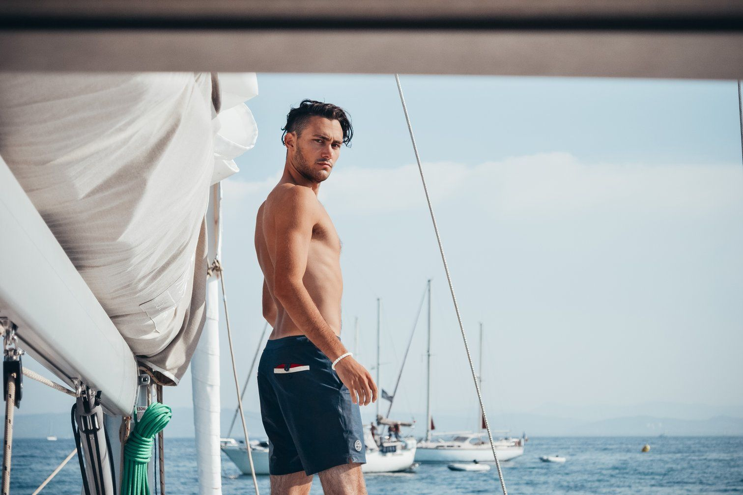 10 Men's Swimwear Labels To Rock This Summer