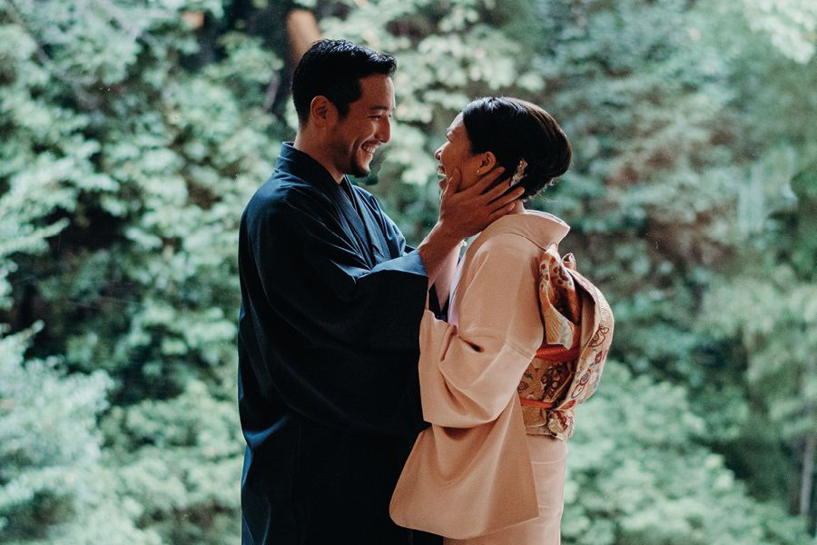 Temple Of Love: The Wedding Of Laura Li And Hiro Kinoshita
