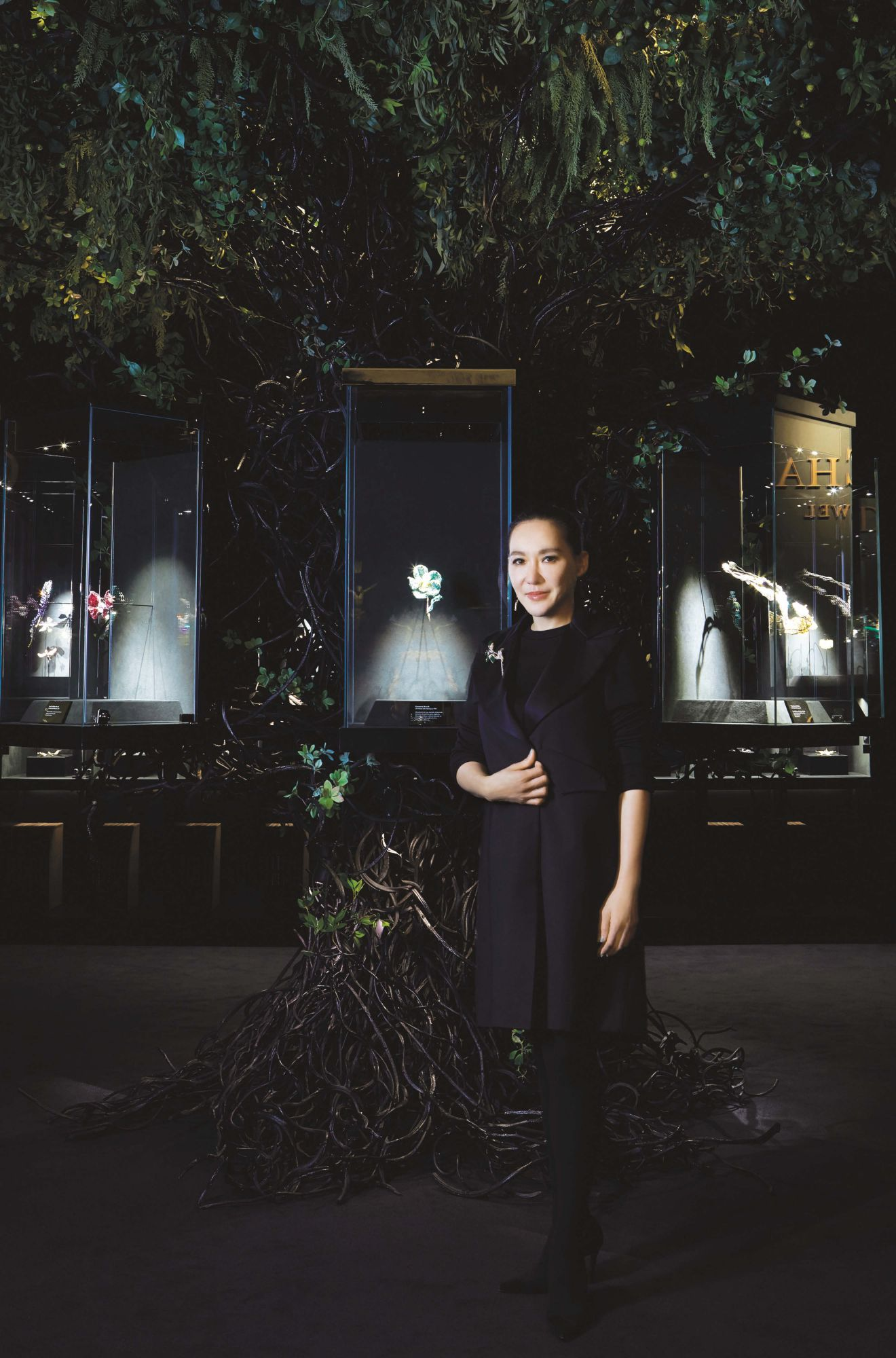 Jeweller Cindy Chao Discusses Legacy, Celebrities And Her Debut At TEFAF