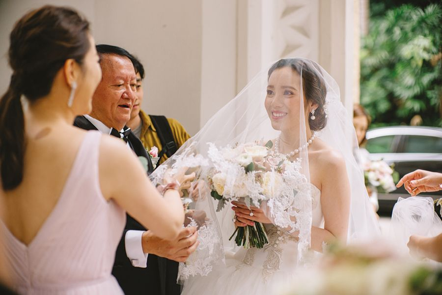 Floral Fantasy: The Wedding Of Jessica Jann And Kenneth King