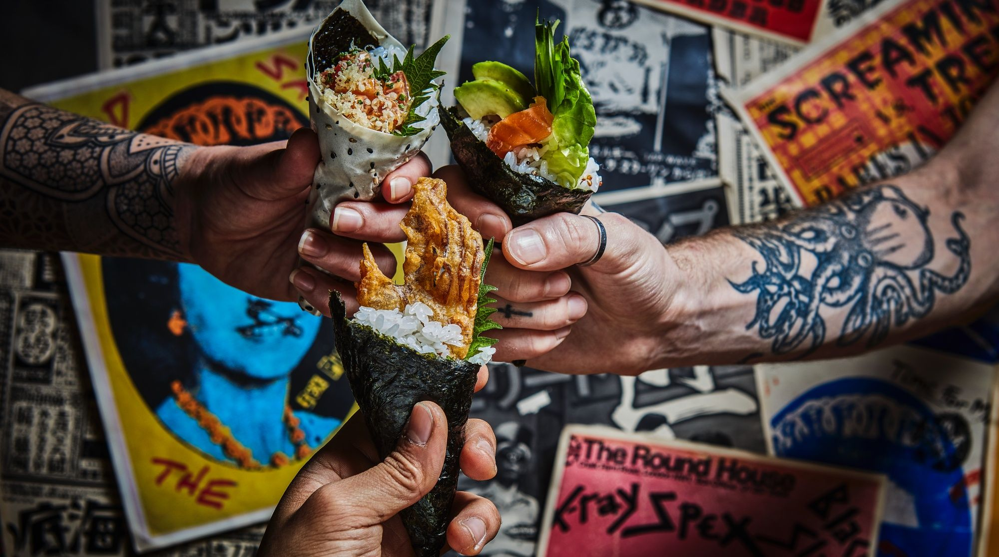 Pirata Group To Open Japanese Eatery TMK This July