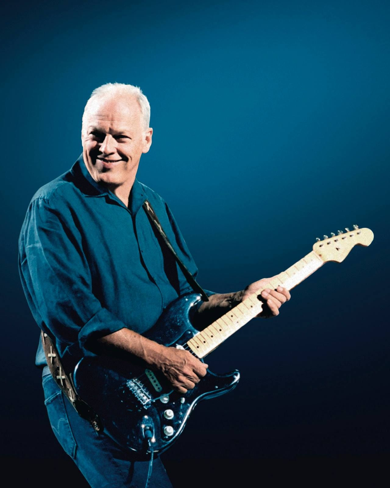 "You Can Now Own Rock 'N"" Roll Legend David Gilmour's Guitar Collection"