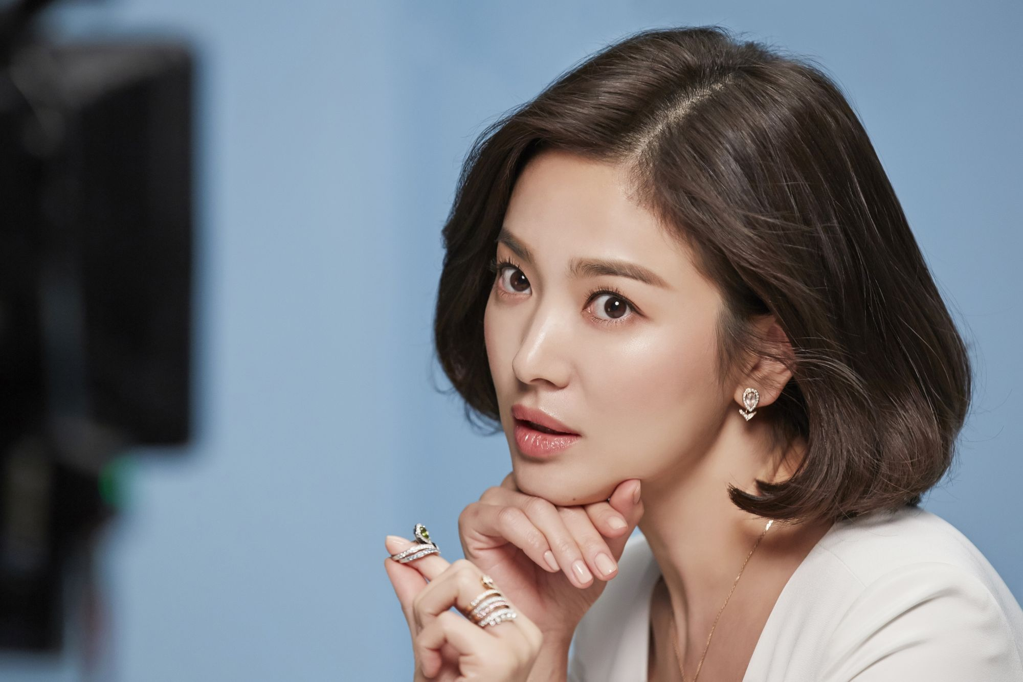 Song Hye-kyo Tells All About Her Campaign For Chaumet