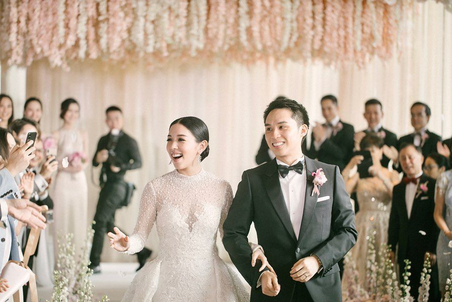 Tatlergram: Inside Carmen Yim And Jeffrey Char's Wedding