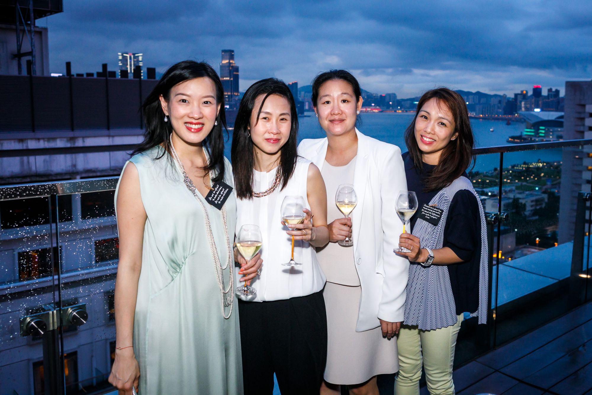 Joyce Tam, Bonnie Chan-Woo, Claire Chan, Sharon Chow