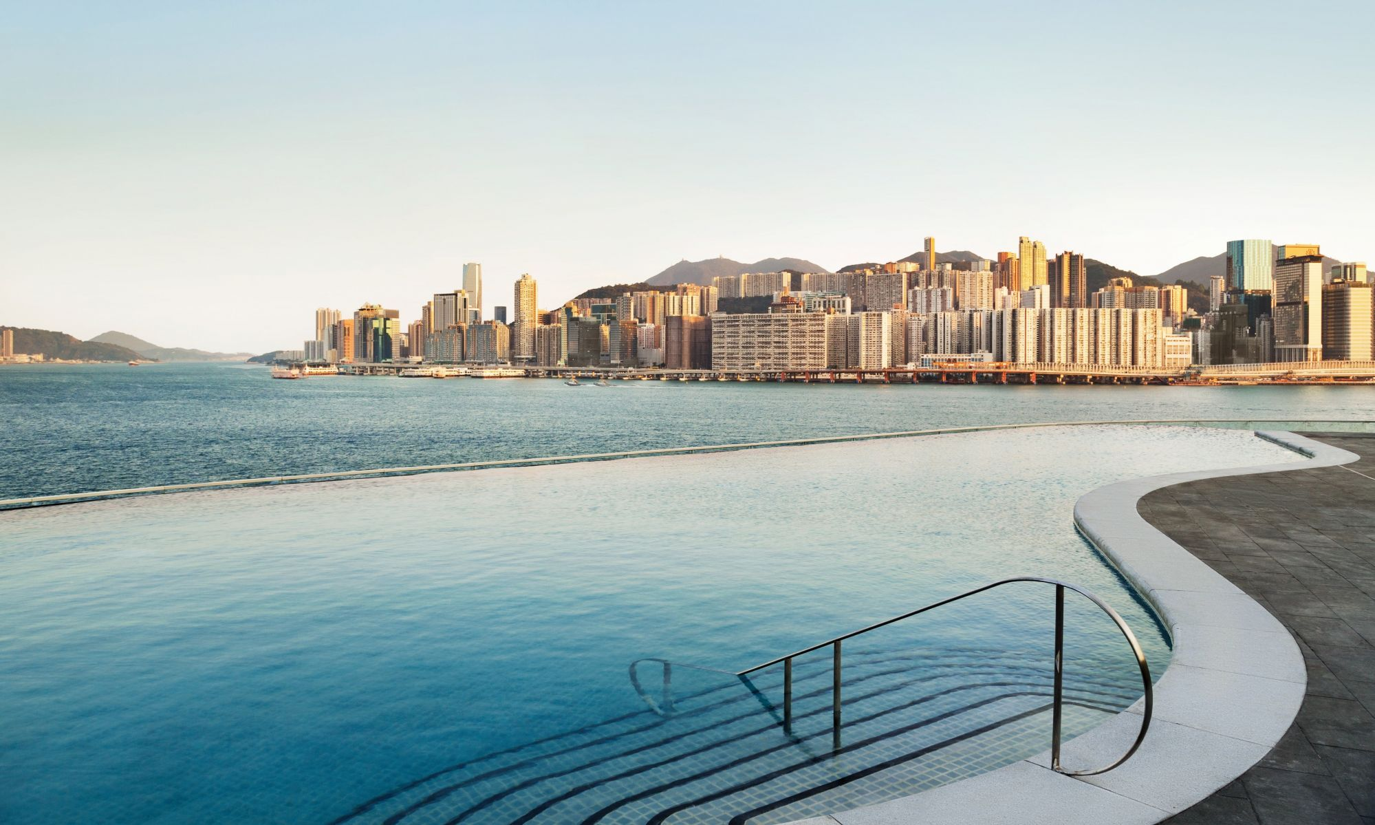 The Best Hotel Swimming Pools In Hong Kong
