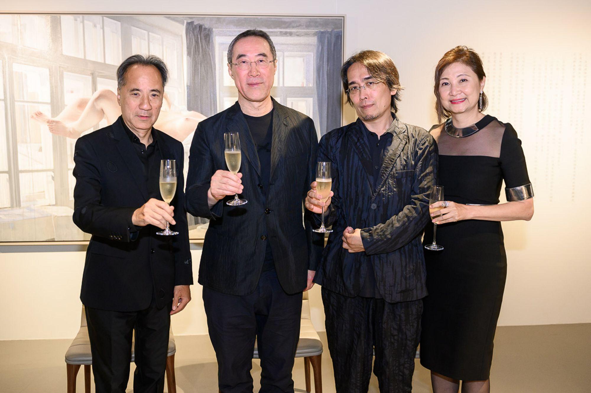 Edward Fung, Henry Tang, Atsushi Suwa, Catherine Kwai