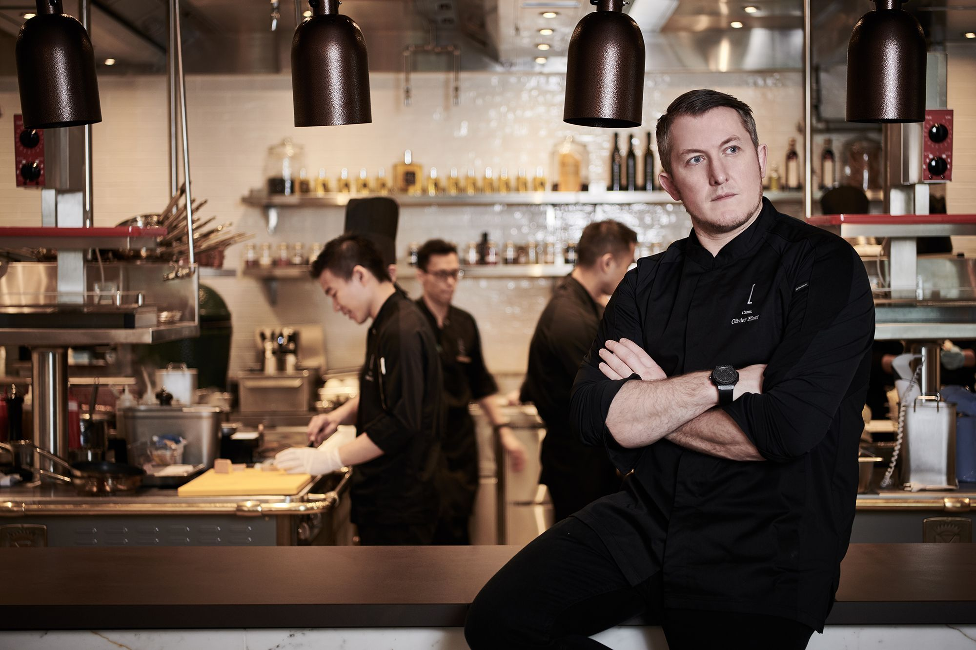 Review: L'Envol, Olivier Elzer's Long-Awaited Restaurant, Is A Blast To The Past