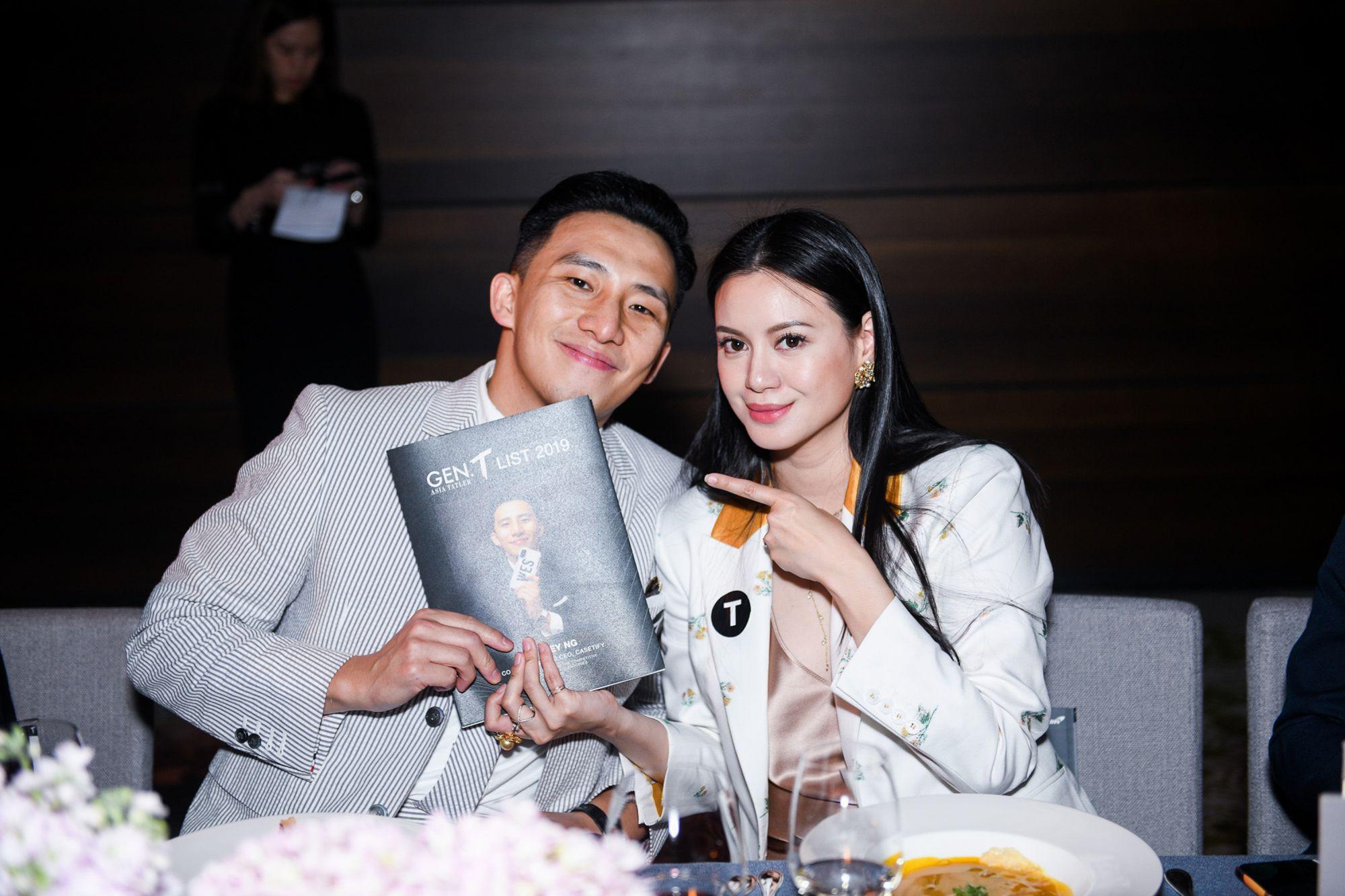 Wesley Ng, Emily Lam-Ho