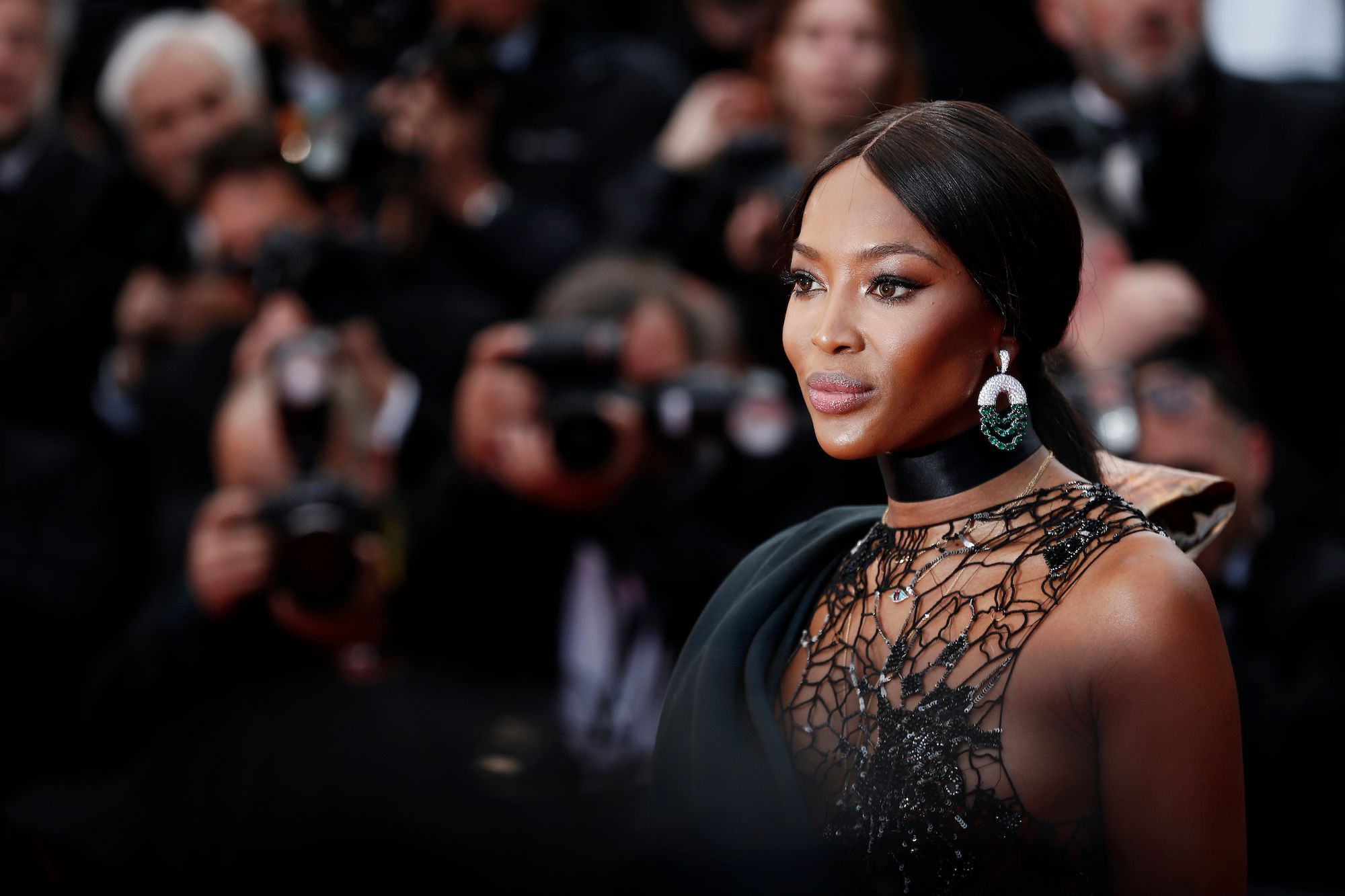 Naomi Campbell Will Officially Be Crowned An 'Icon' At The Fashion Awards 2019