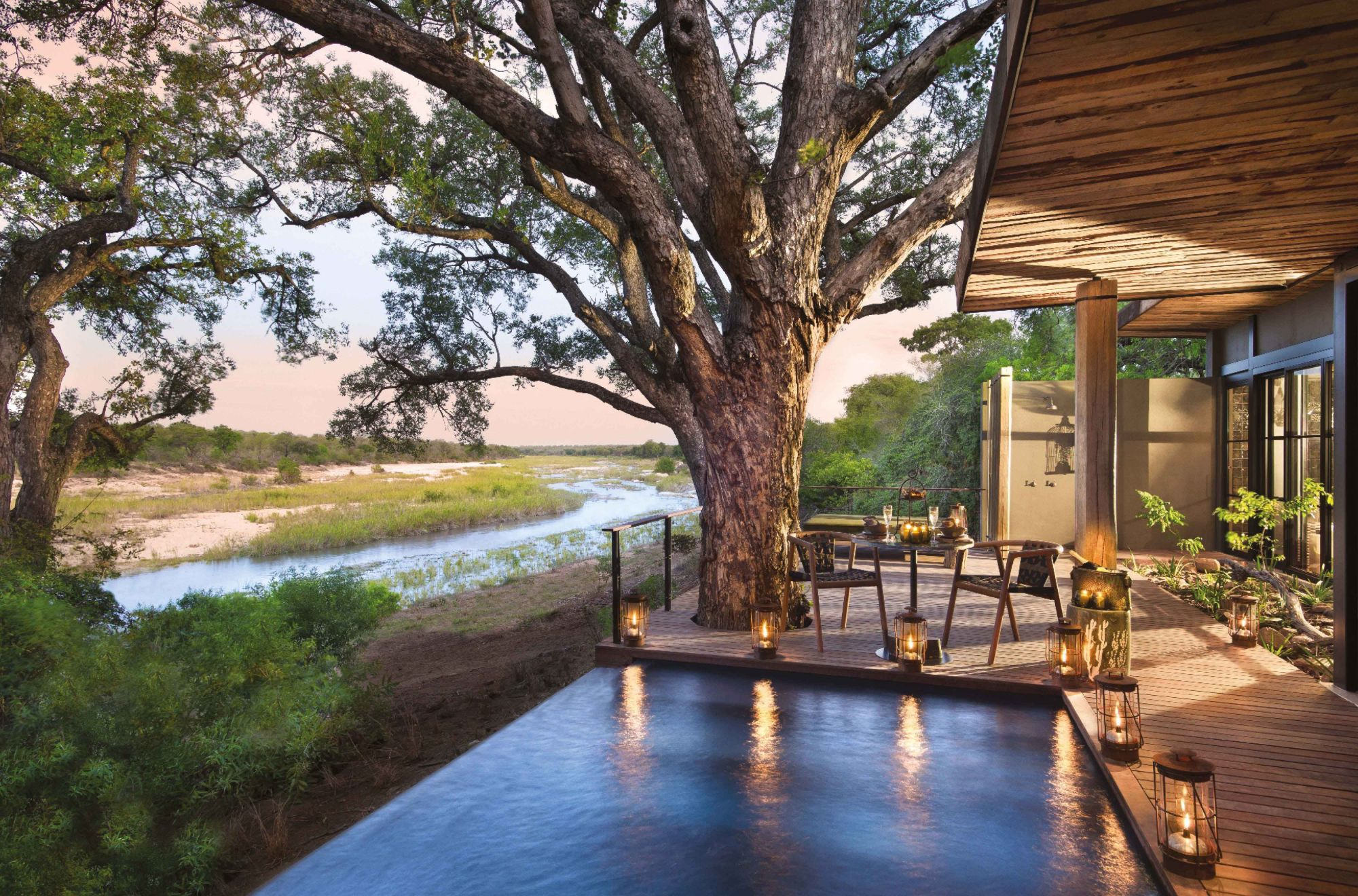 Honeymoon Ideas: Get Close To Wildlife At And Beyond Tengile River Lodge