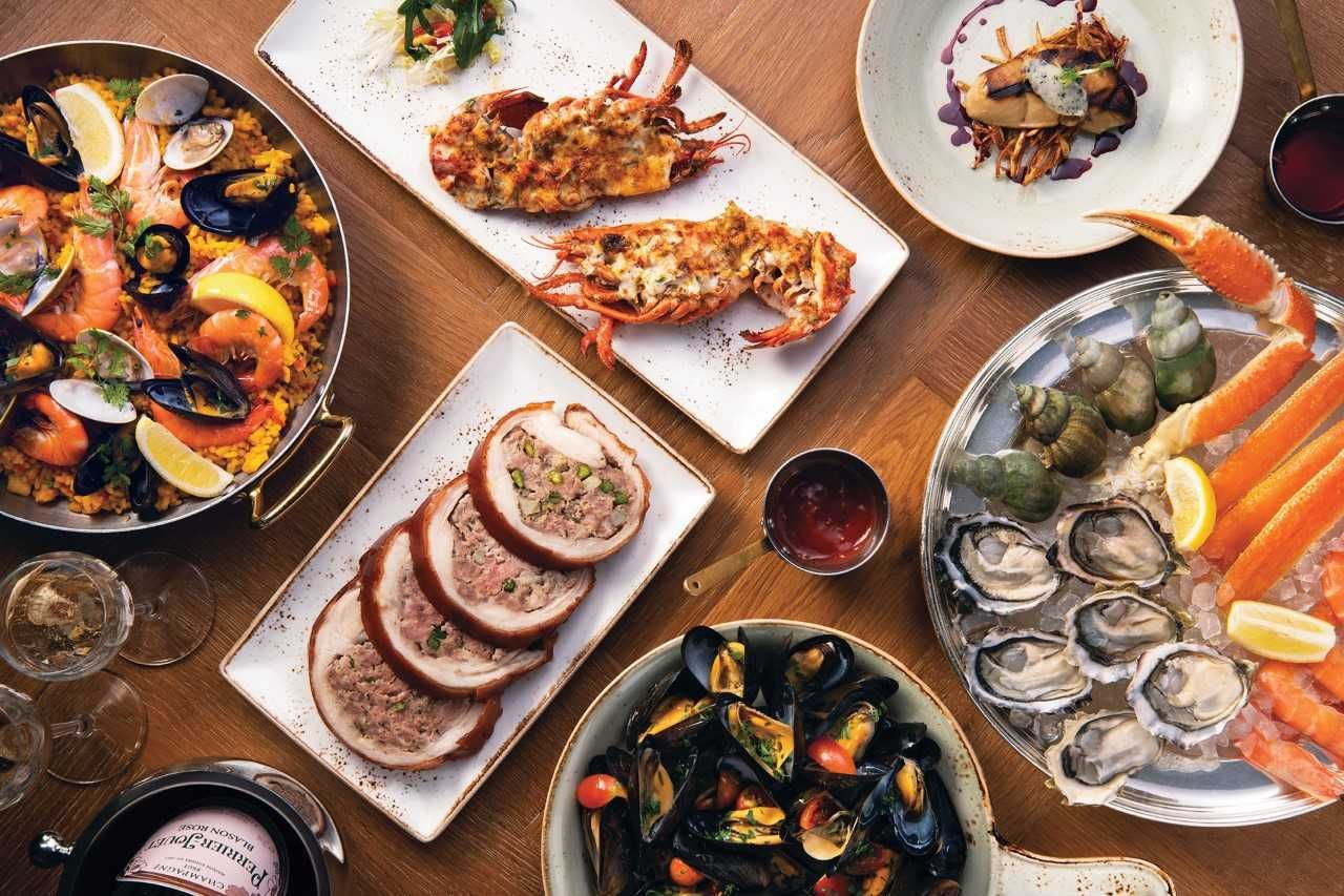 The Best Weekend Brunches To Try In Hong Kong This Summer
