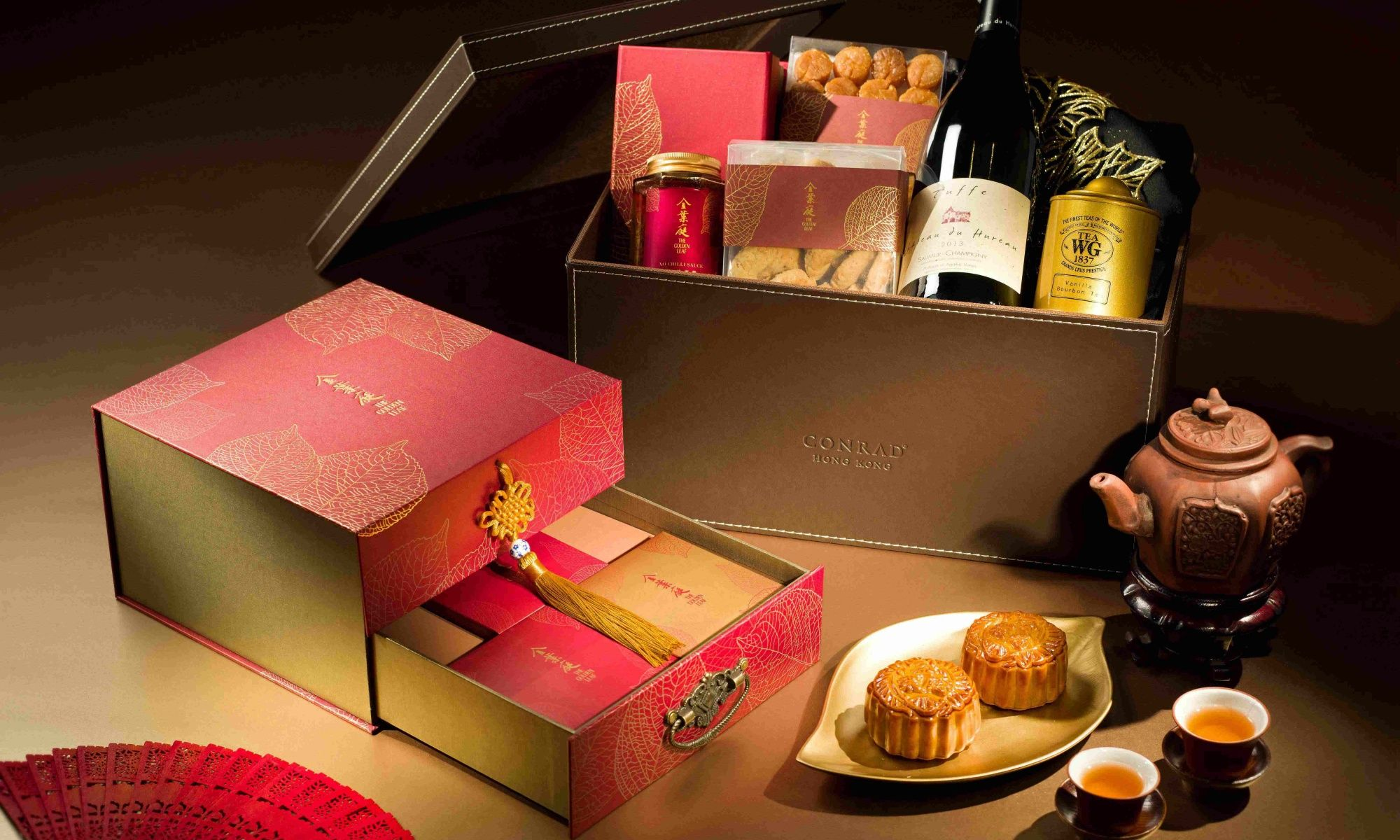 Golden Leaf Launches Festive Mid-Autumn Delights