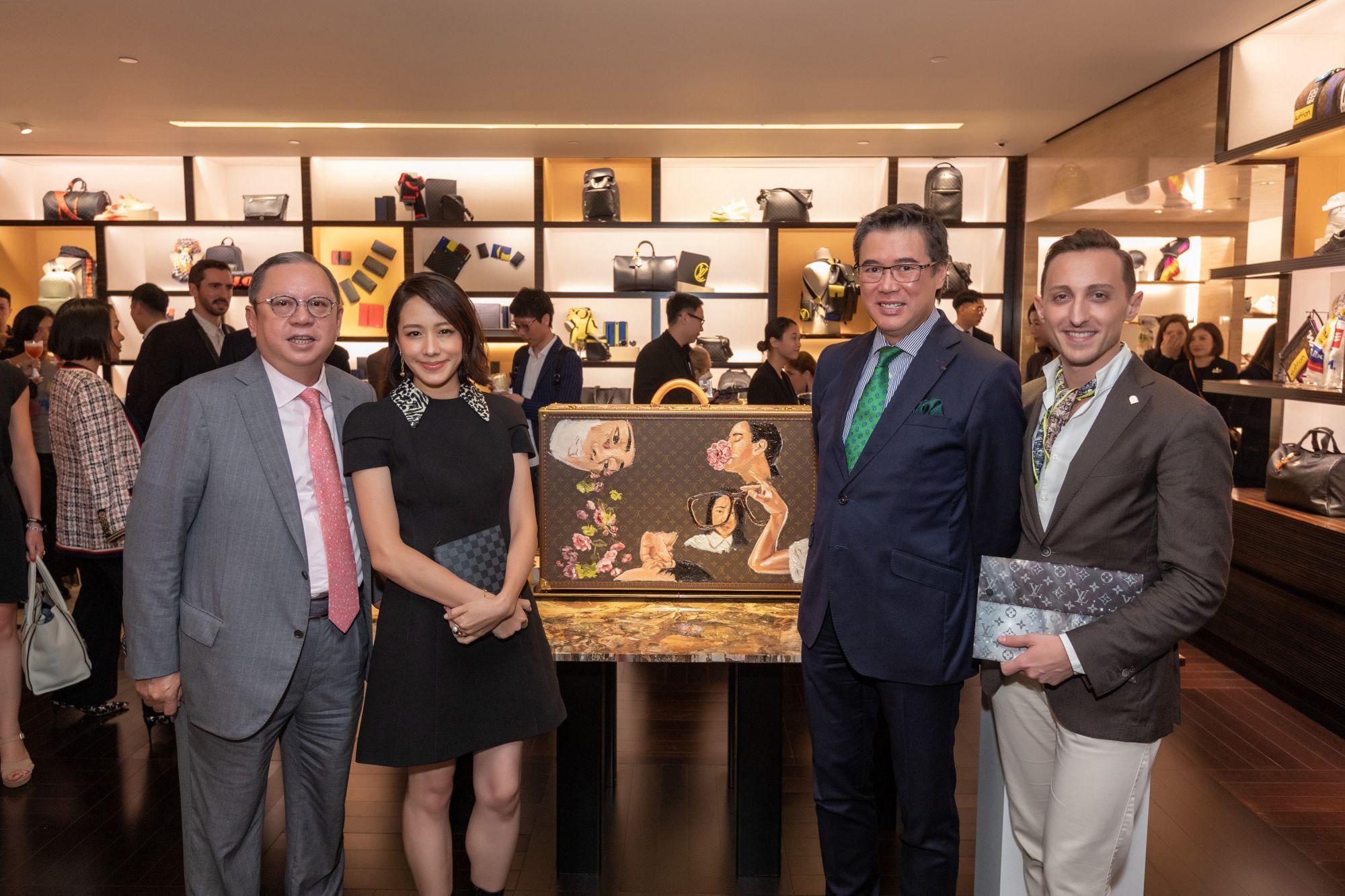 Peter Lam, Karena Lam, Andrew Yuen, Julien-Loïc Garin