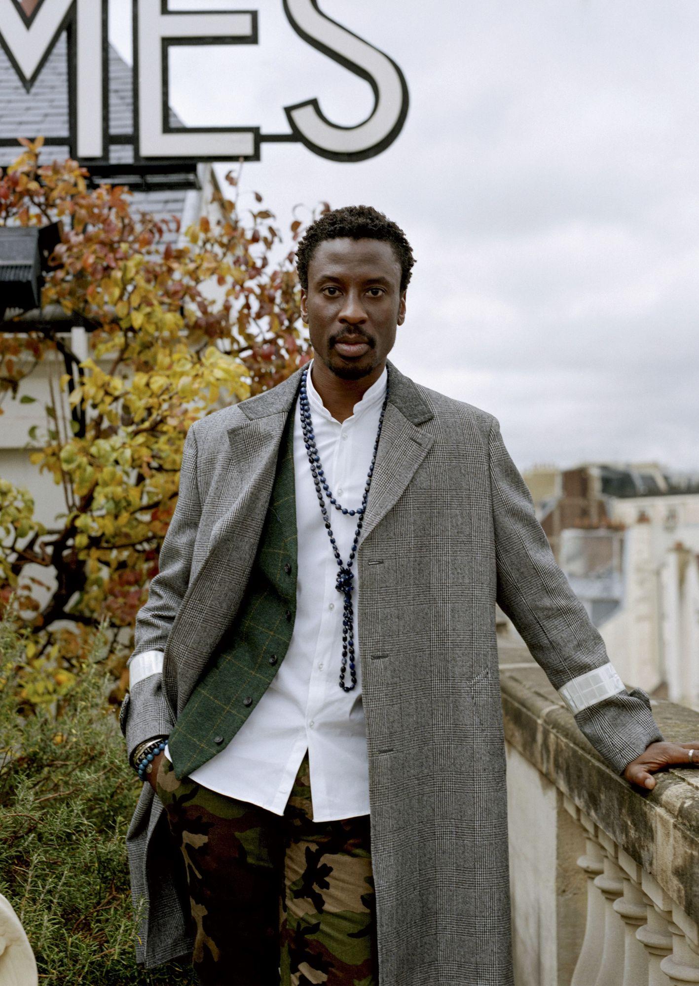 Meet Ini Archibong, The Man Who Designed Hermès' Latest Watch
