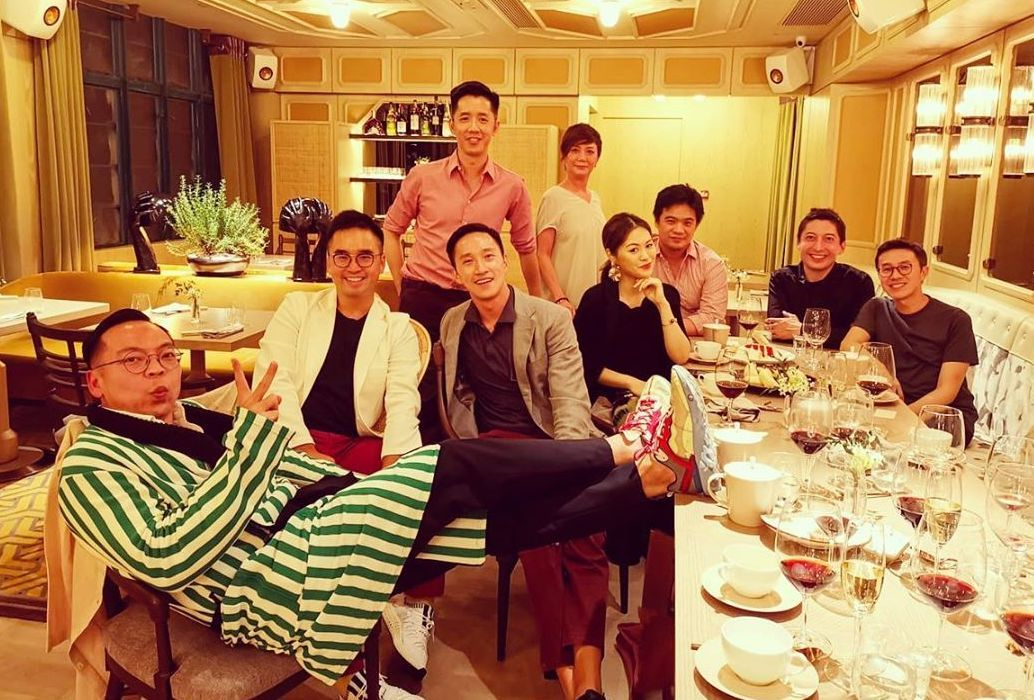Inside Evan Chow's Intimate Birthday Dinner Hosted By André Fu