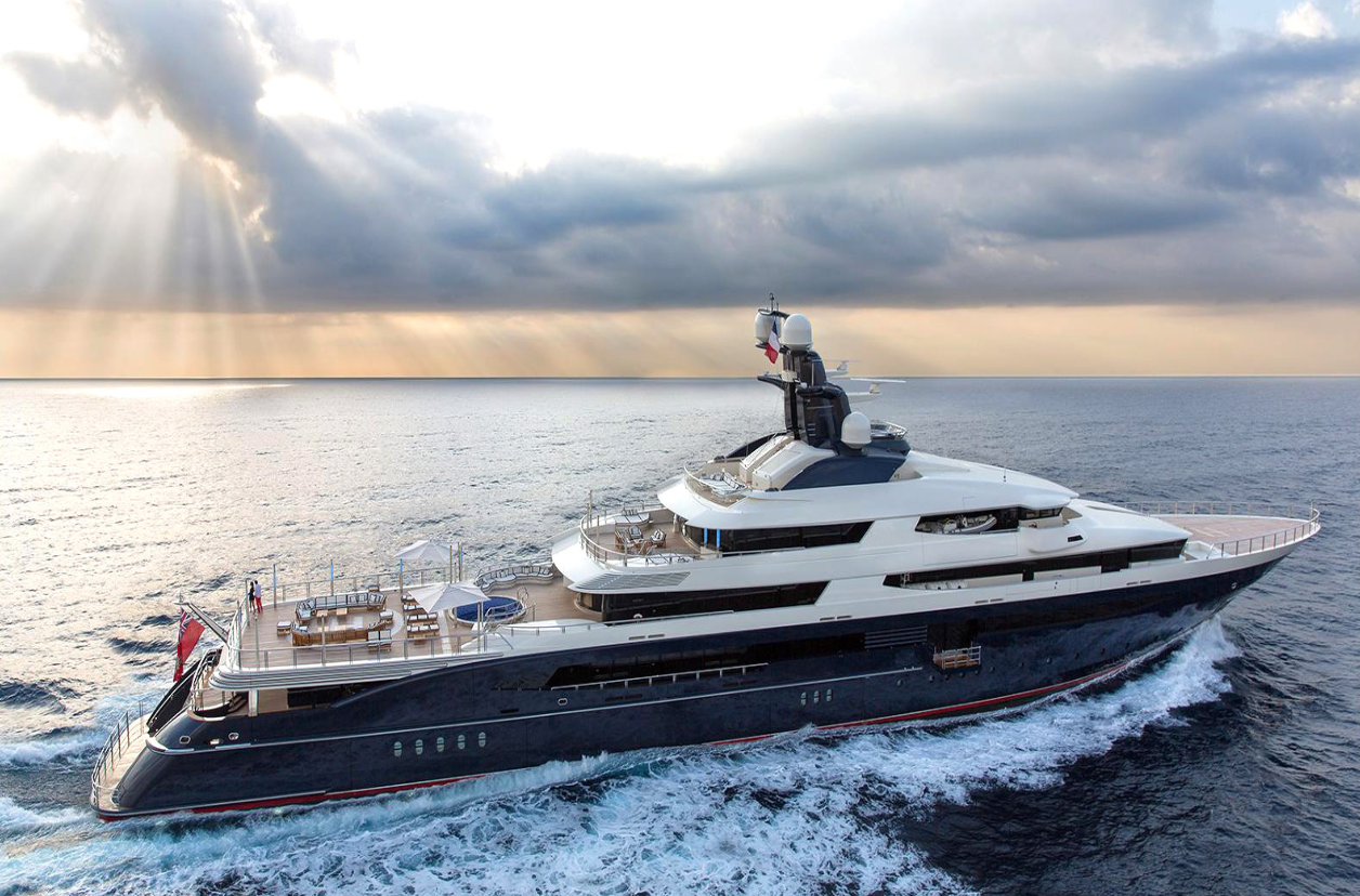 Genting Group's New Superyacht Is Available For US$1.25 Million A Week