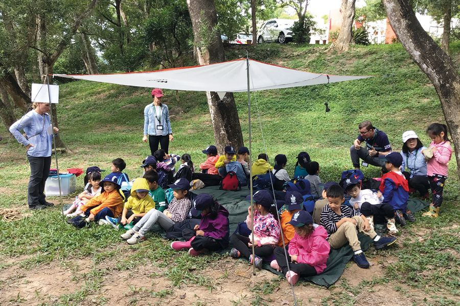 What Exactly Is The Forest School Concept—And How Does It Enrich Learning?