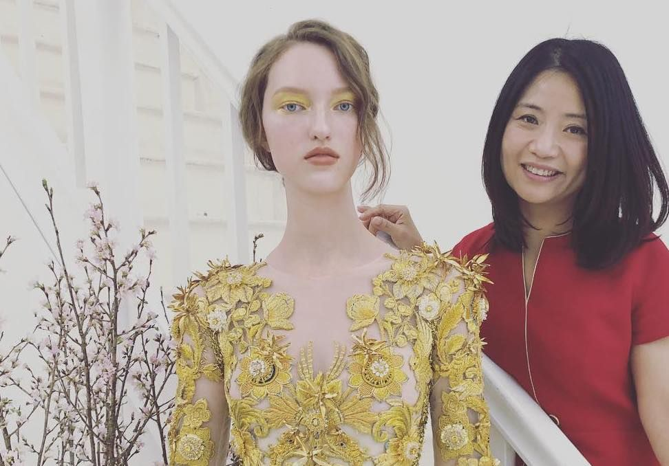 Chinese Couturier Guo Pei Will Curate Sotheby's 'Midas Touch' Sale In London