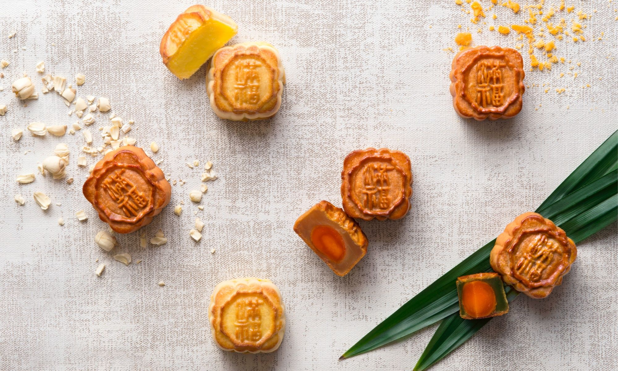 Indulge In Mid-Autumn Festival With Mooncakes From Dynasty