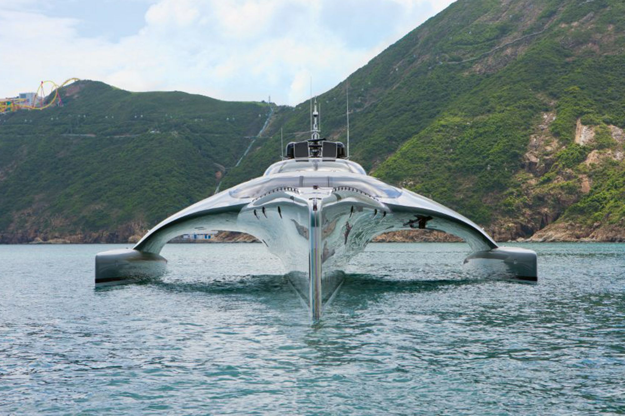 Billionaire Shipping Tycoon Anto Marden's US$15 Million Yacht Is For Sale