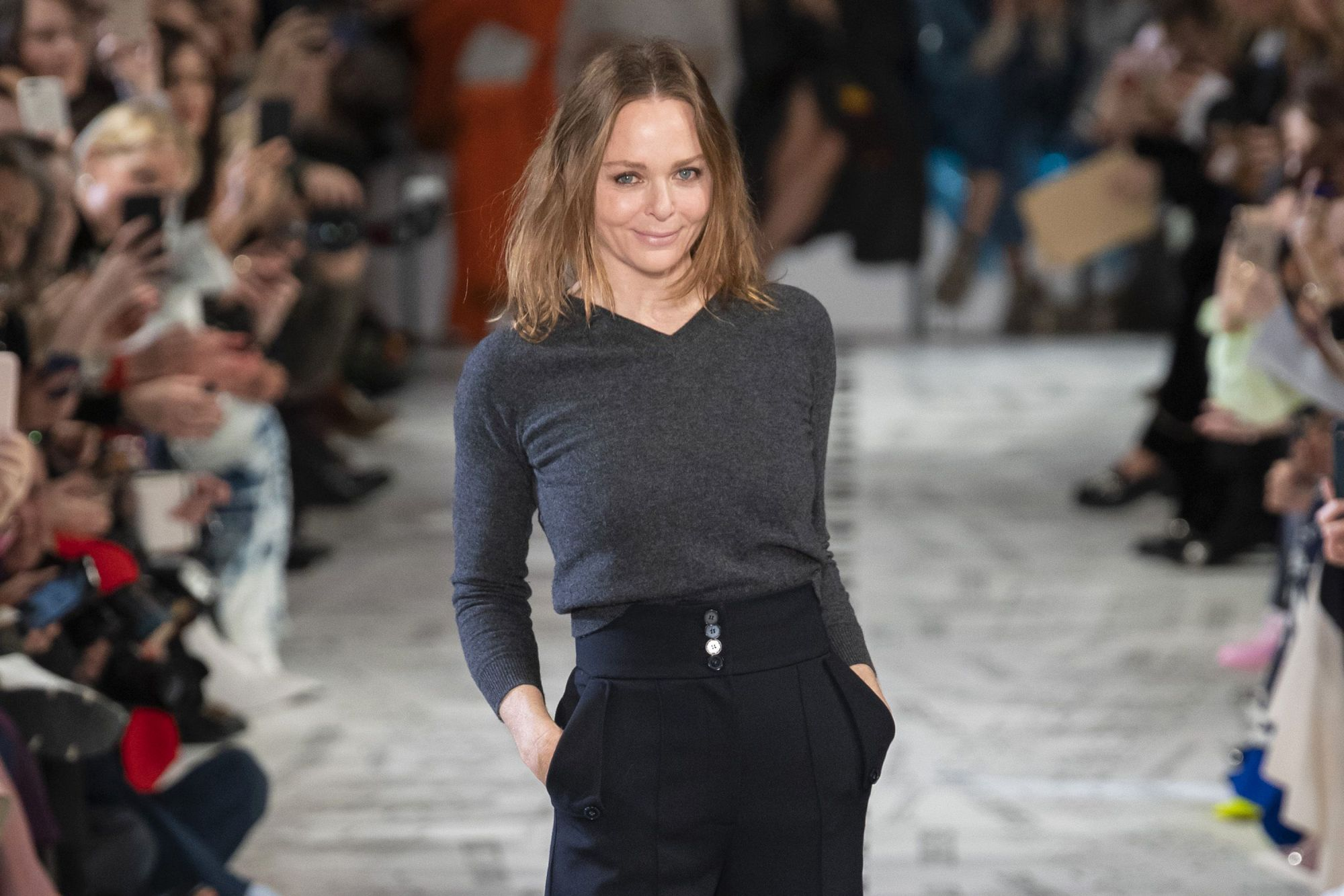 Inside LVMH And Stella McCartney's New Partnership